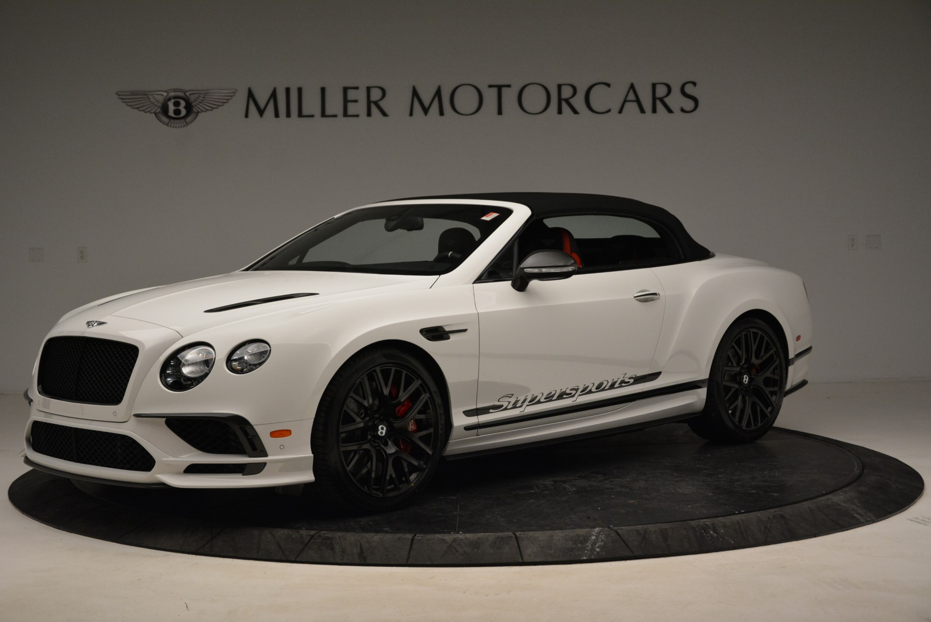 Used 2018 Bentley Continental GT Supersports Convertible For Sale In Greenwich, CT 1875_p13