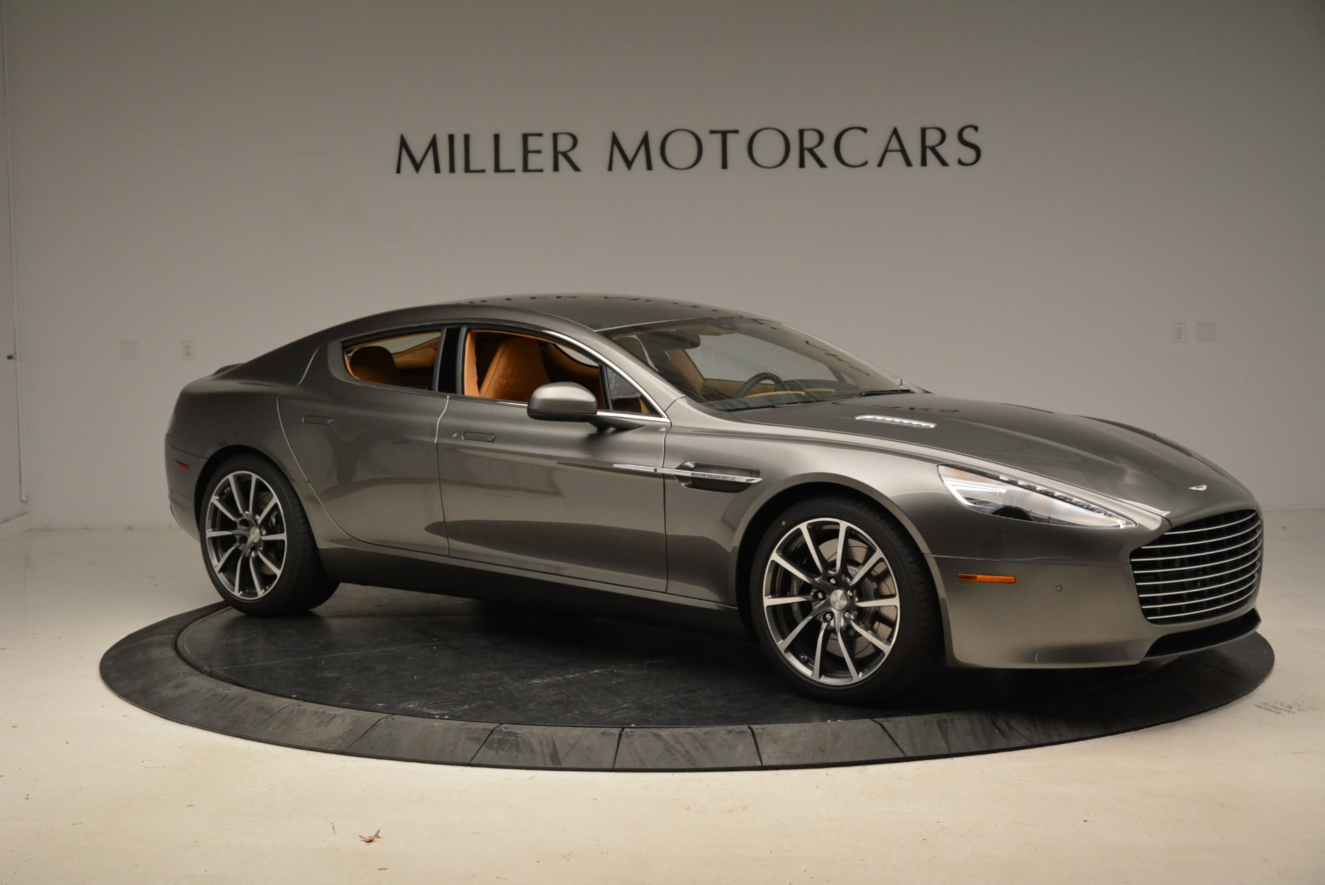 Used 2017 Aston Martin Rapide S Sedan For Sale In Greenwich, CT 1877_p10