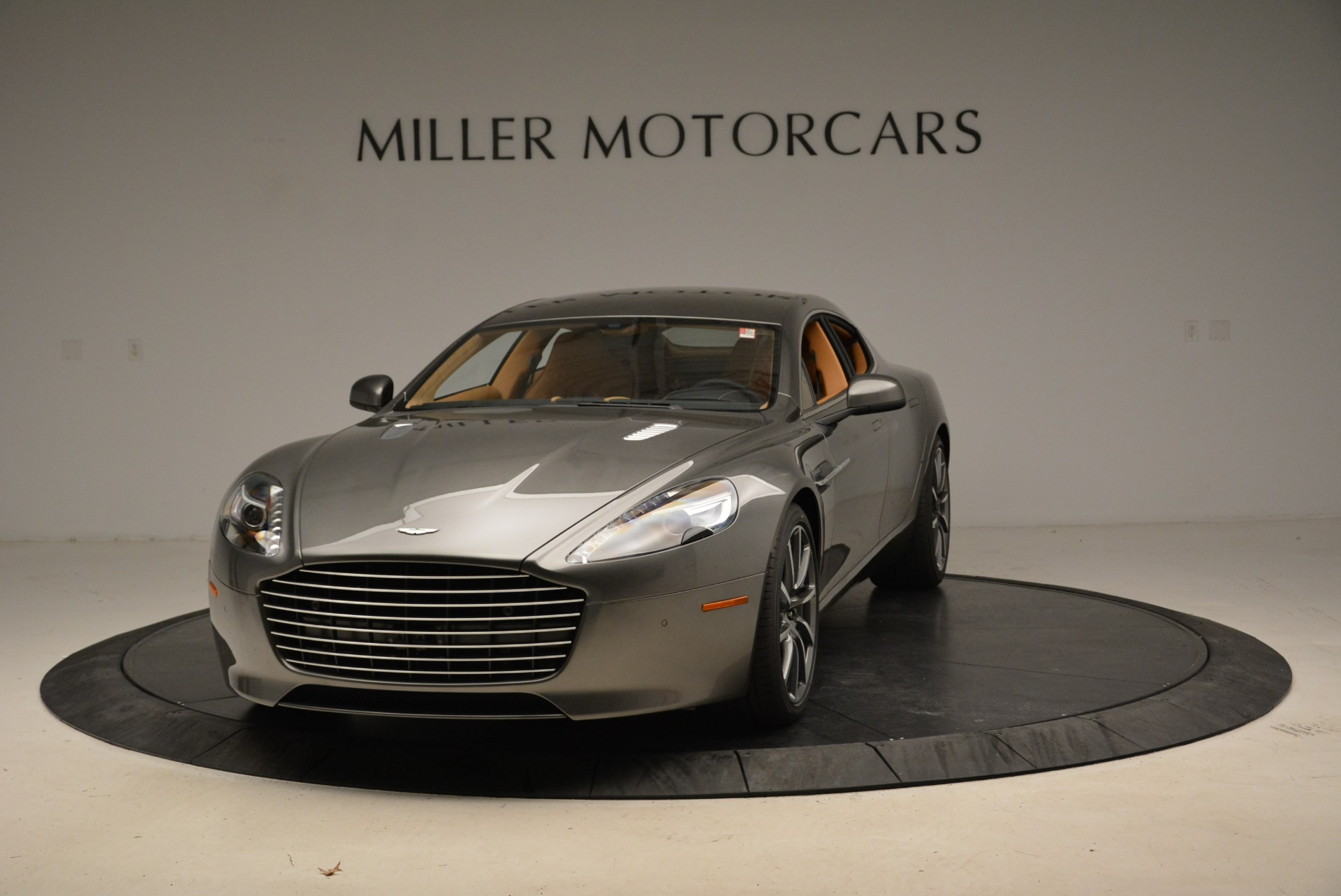 Used 2017 Aston Martin Rapide S Sedan For Sale In Greenwich, CT 1877_p2