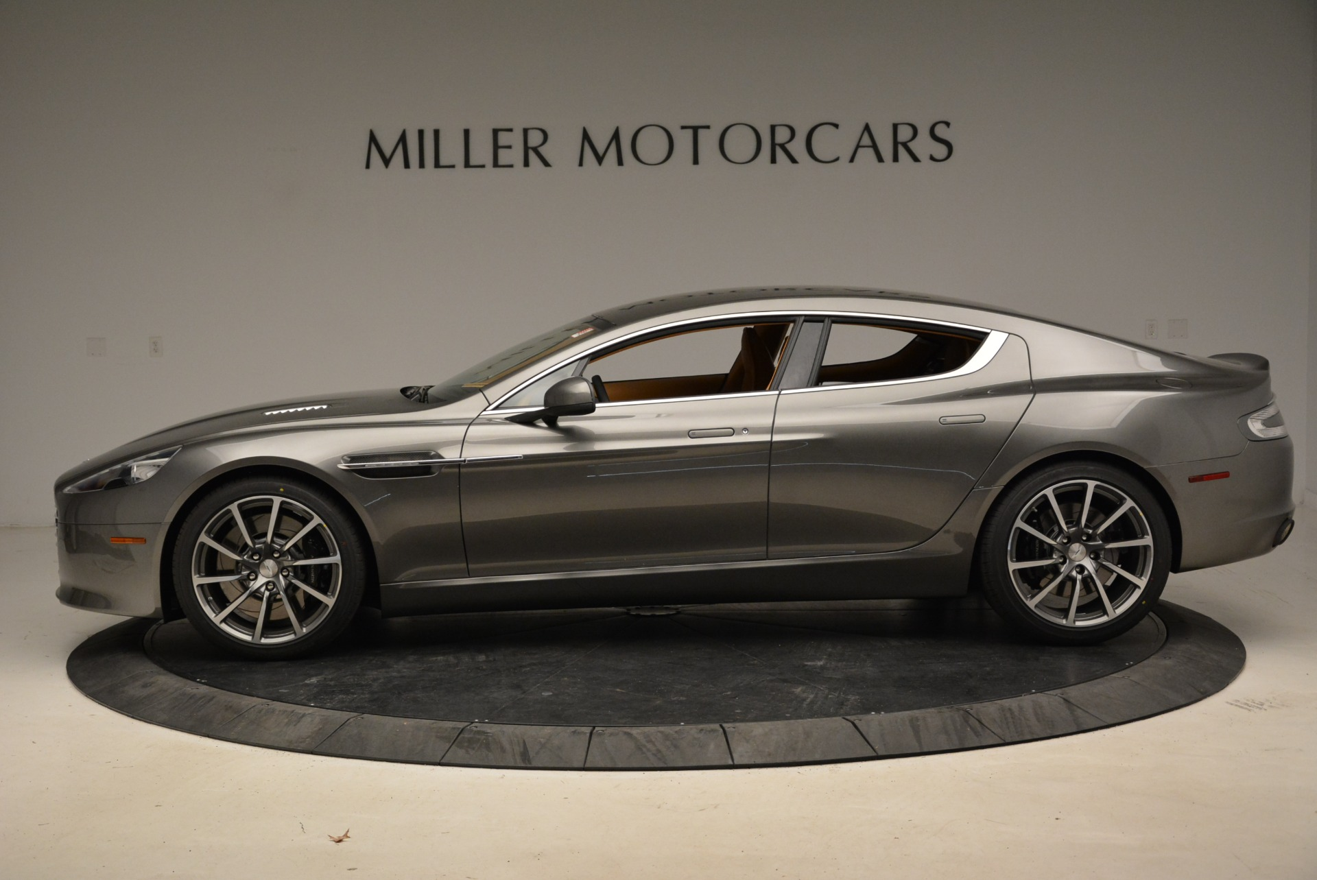 Used 2017 Aston Martin Rapide S Sedan For Sale In Greenwich, CT 1877_p3
