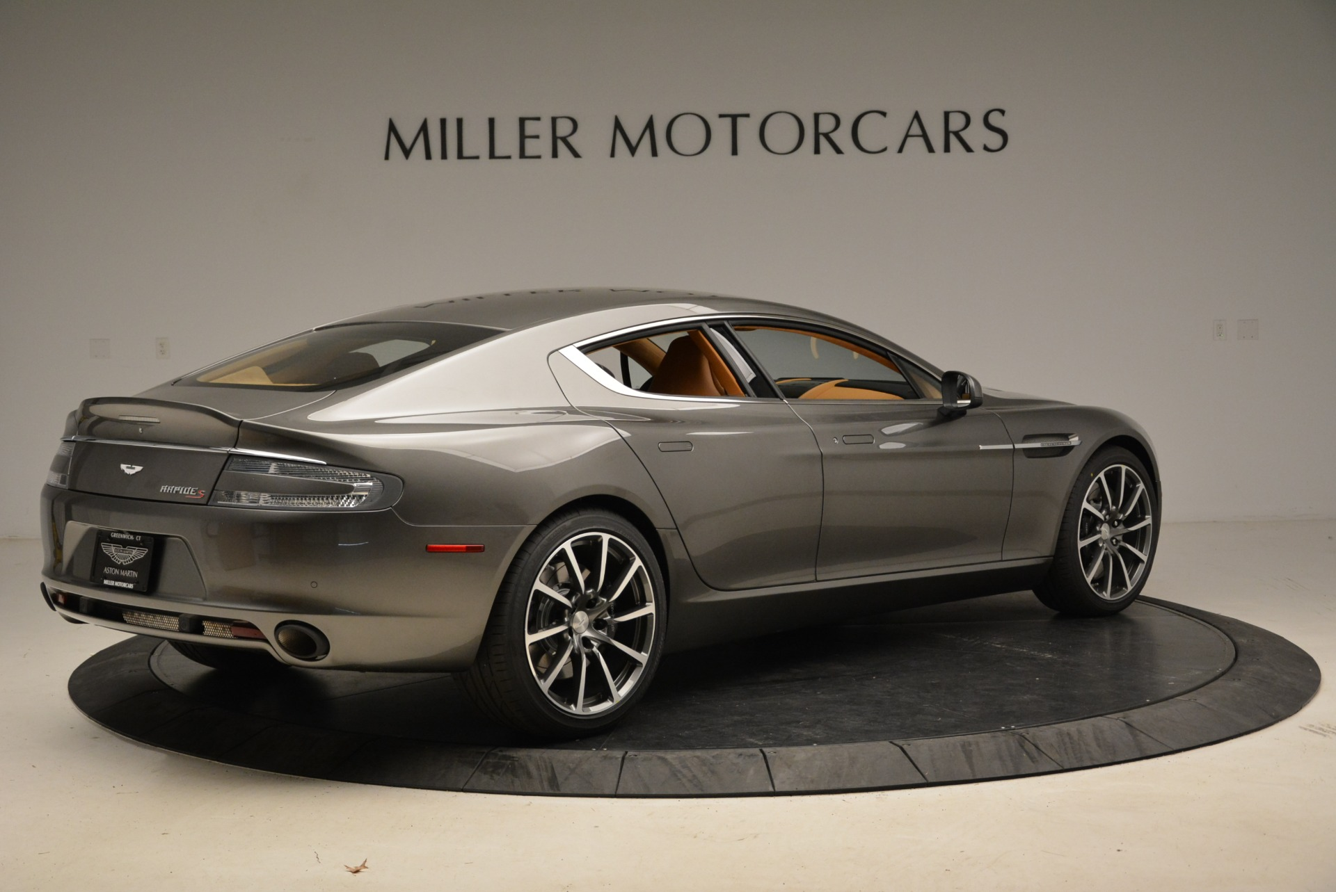 Used 2017 Aston Martin Rapide S Sedan For Sale In Greenwich, CT 1877_p8