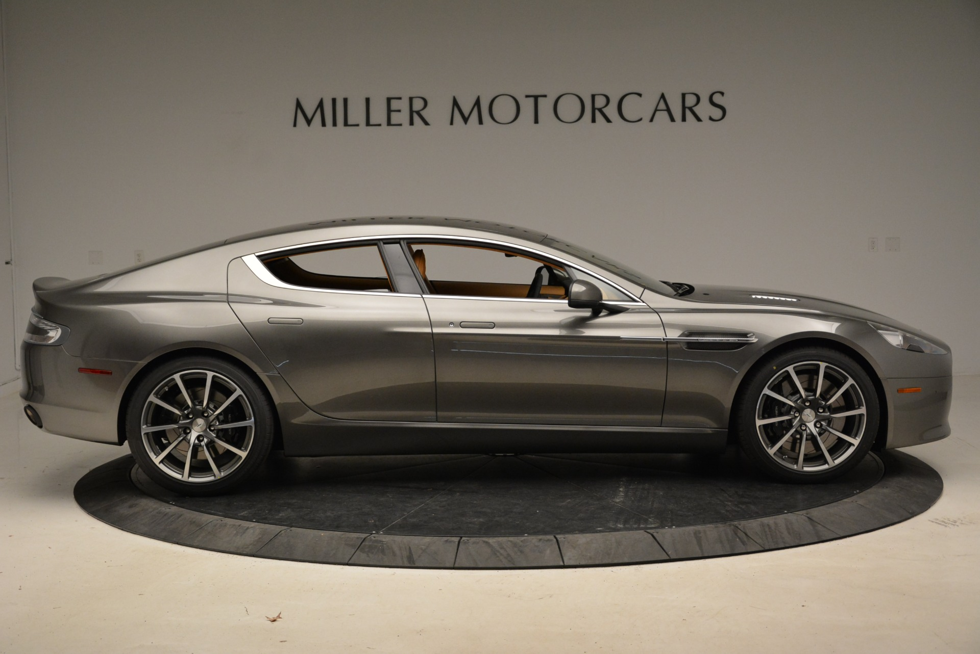 Used 2017 Aston Martin Rapide S Sedan For Sale In Greenwich, CT 1877_p9