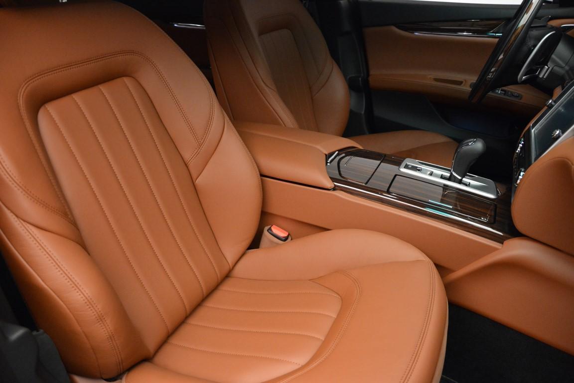 New 2016 Maserati Quattroporte S Q4 For Sale In Greenwich, CT 188_p22