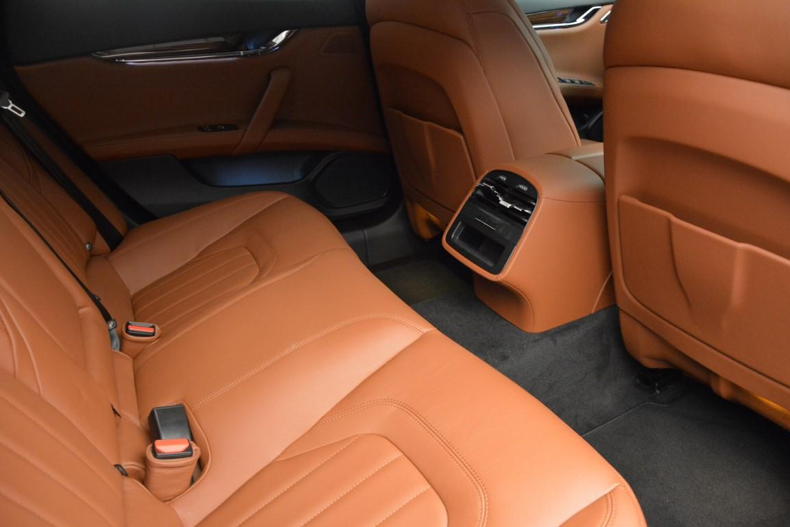 New 2016 Maserati Quattroporte S Q4 For Sale In Greenwich, CT 188_p23