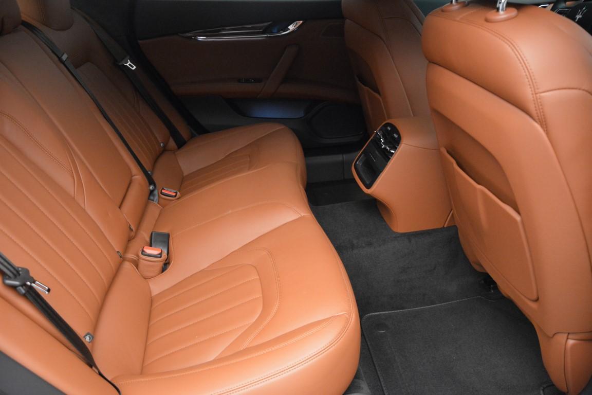New 2016 Maserati Quattroporte S Q4 For Sale In Greenwich, CT 188_p24
