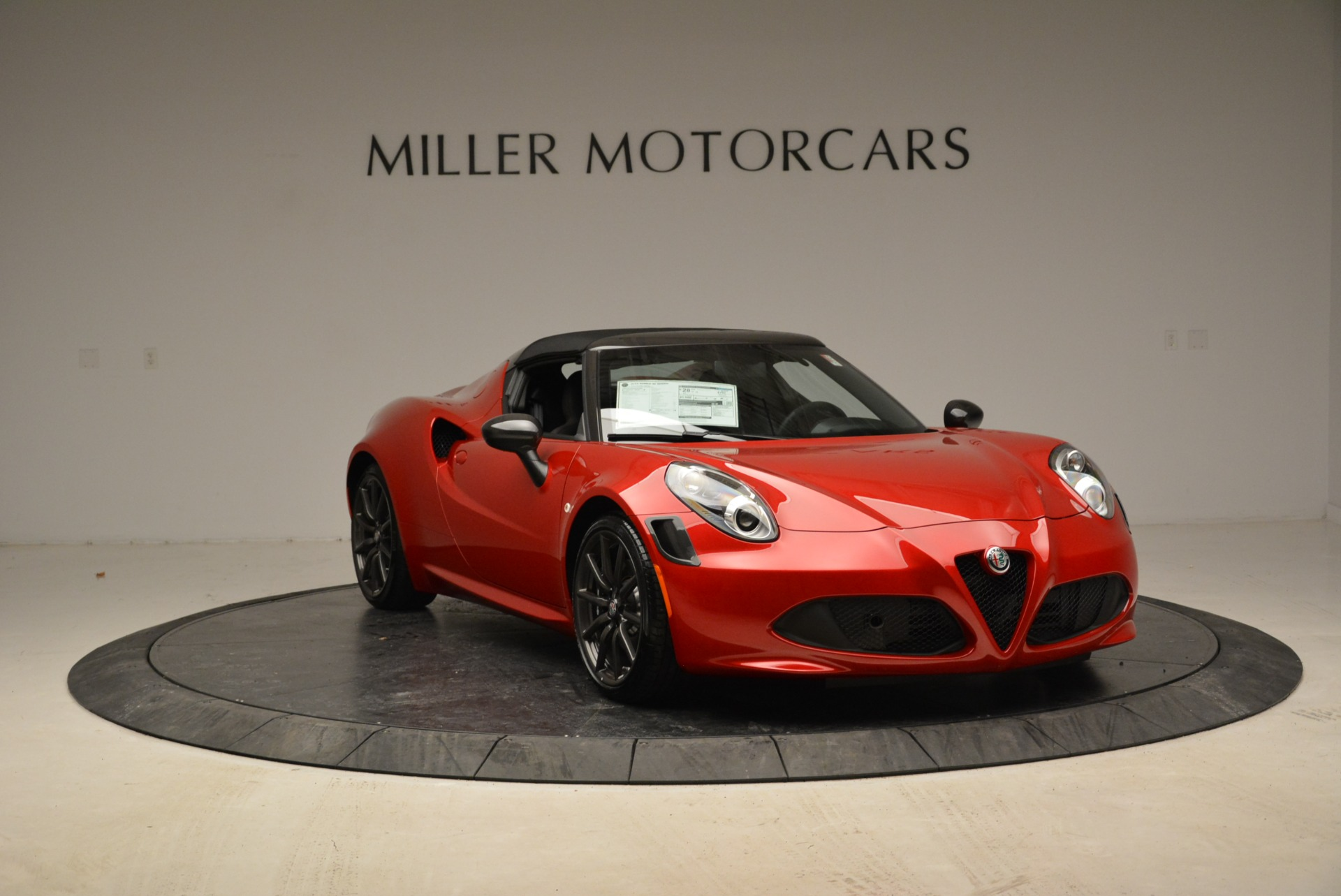 New 2018 Alfa Romeo 4C Spider For Sale In Greenwich, CT 1880_p16