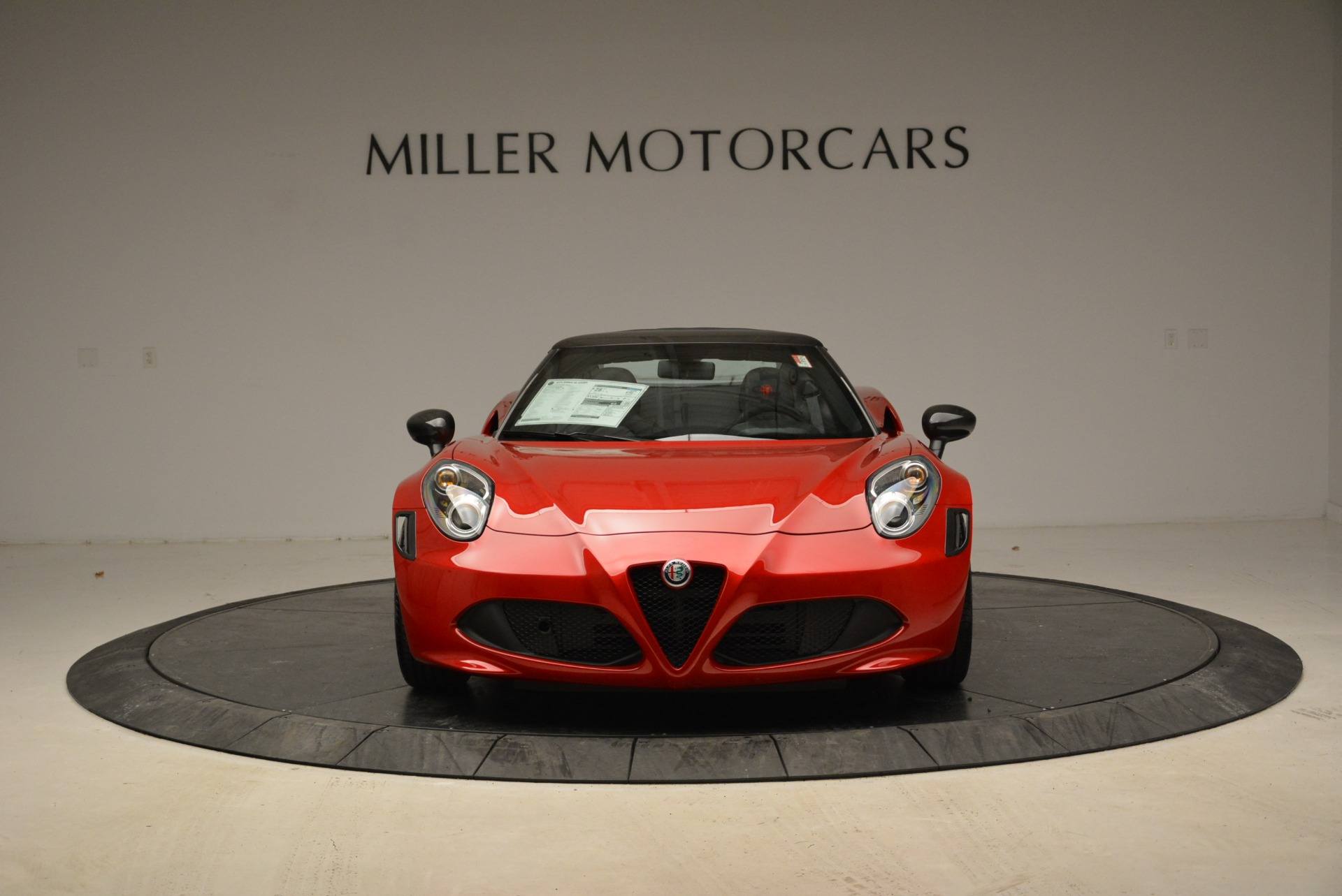 New 2018 Alfa Romeo 4C Spider For Sale In Greenwich, CT 1880_p19