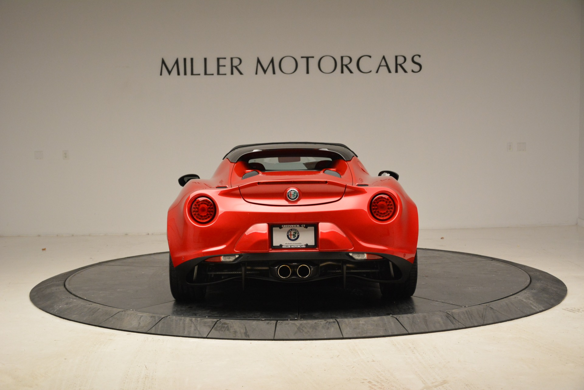 New 2018 Alfa Romeo 4C Spider For Sale In Greenwich, CT 1880_p9
