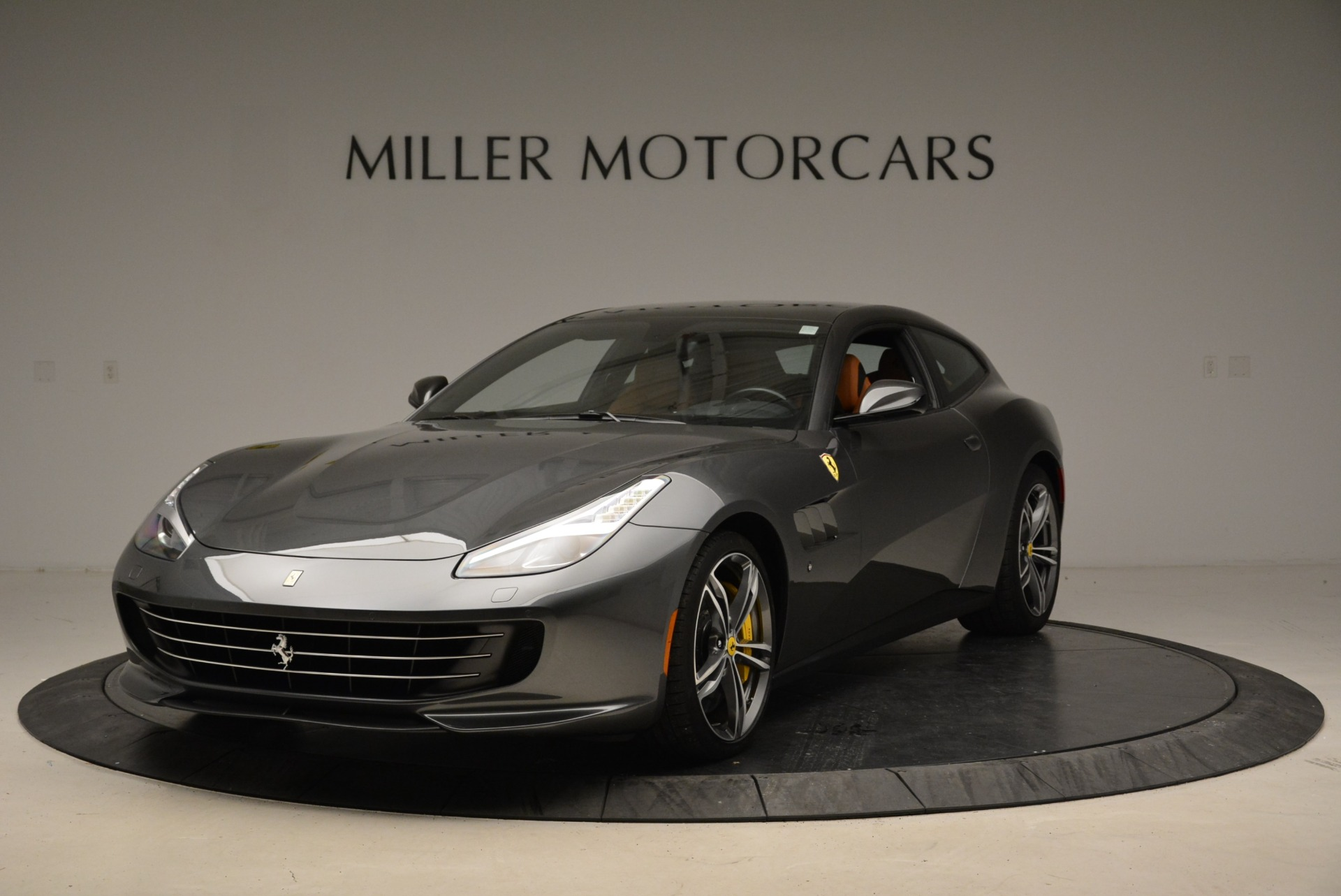 Used 2017 Ferrari GTC4Lusso  For Sale In Greenwich, CT 1886_main
