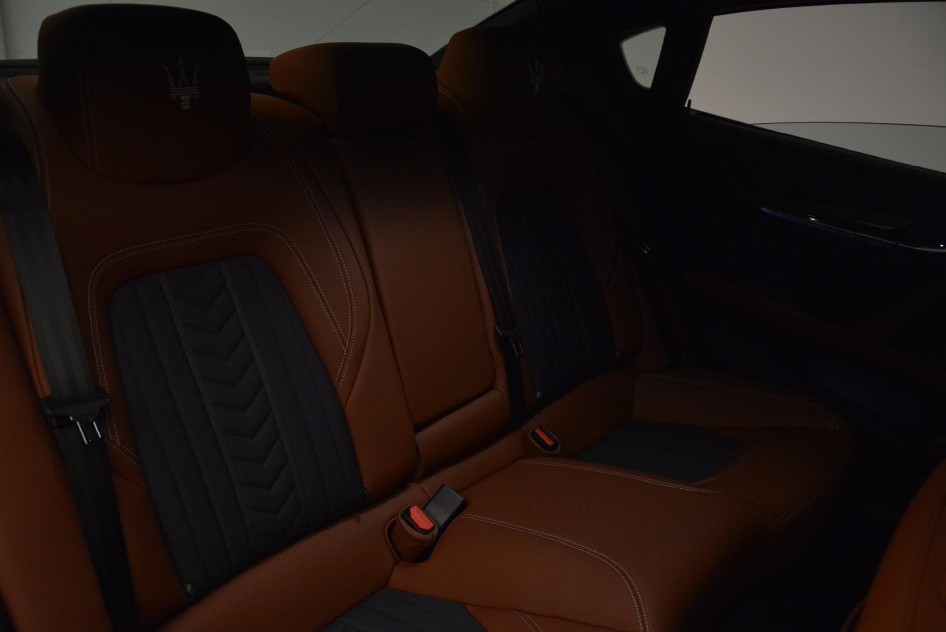New 2018 Maserati Quattroporte S Q4 GranLusso For Sale In Greenwich, CT 1888_p19