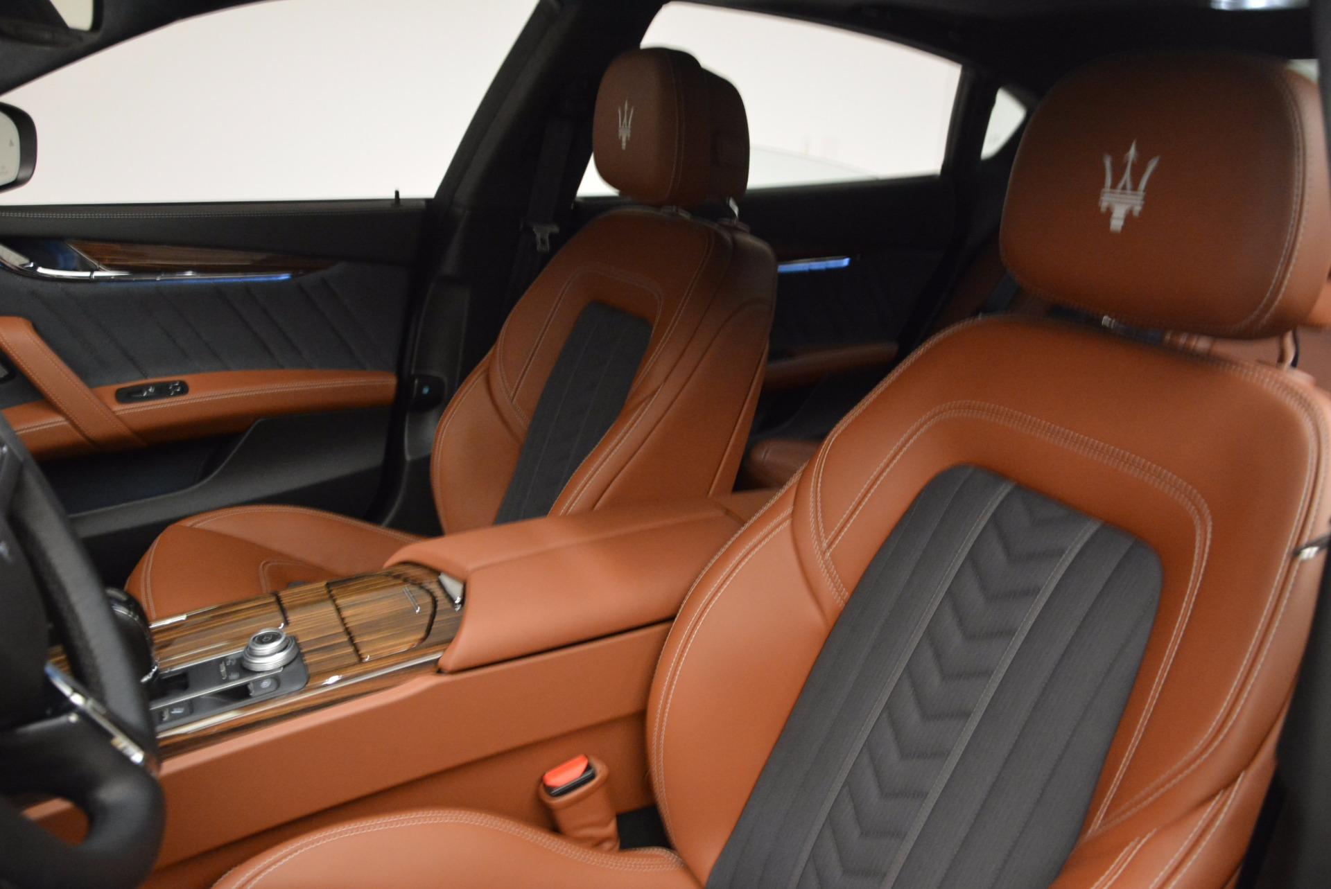 New 2018 Maserati Quattroporte S Q4 GranLusso For Sale In Greenwich, CT 1888_p25