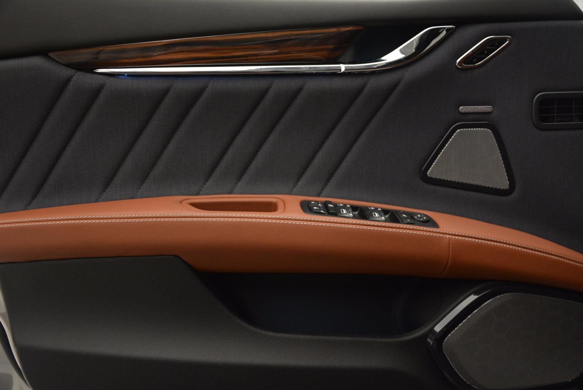 New 2018 Maserati Quattroporte S Q4 GranLusso For Sale In Greenwich, CT 1888_p26