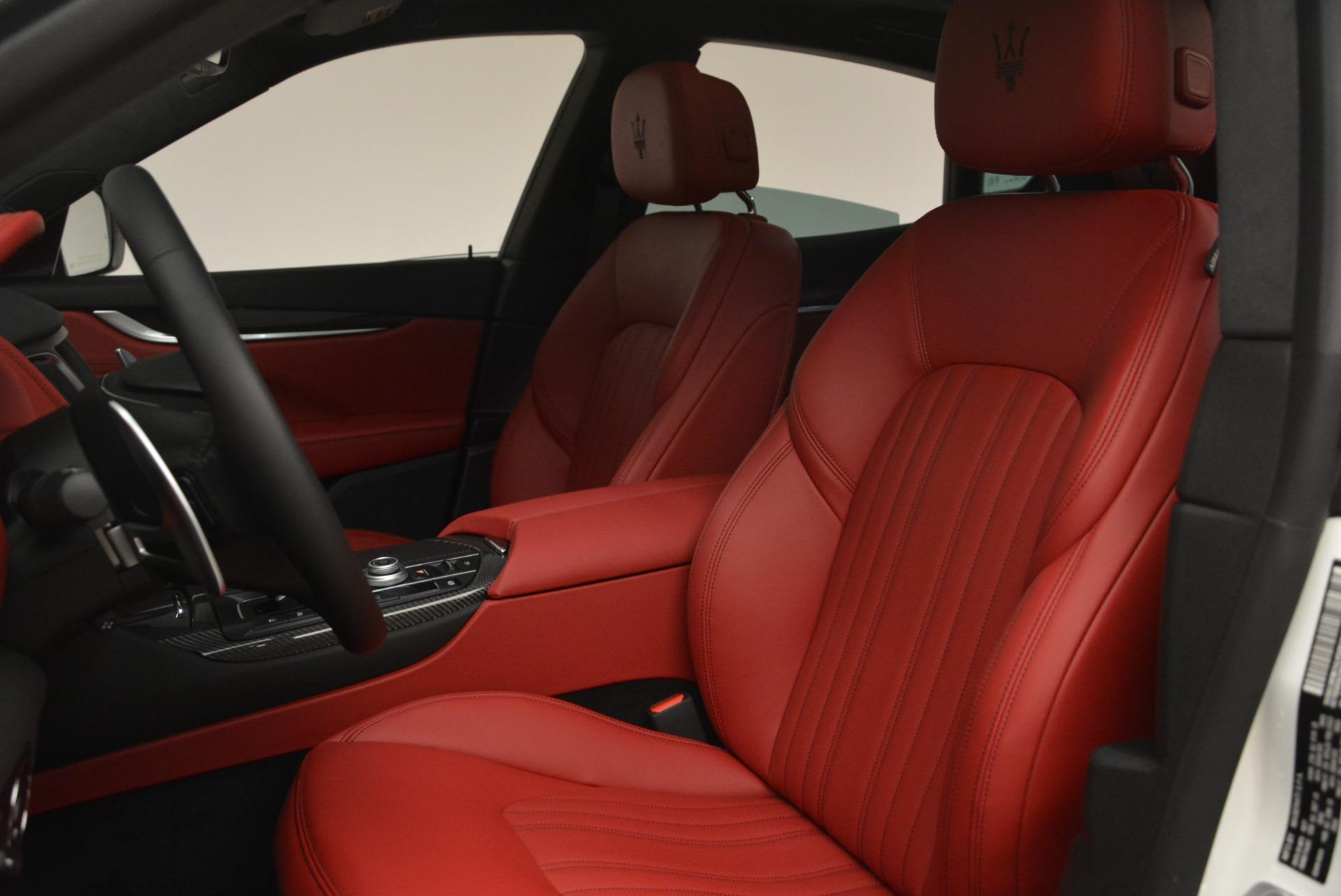 New 2018 Maserati Levante Q4 GranLusso For Sale In Greenwich, CT 1889_p15