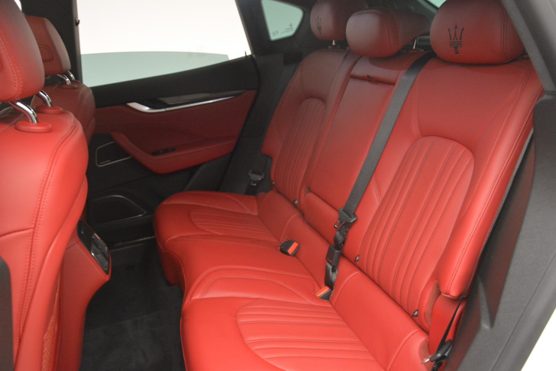 New 2018 Maserati Levante Q4 GranLusso For Sale In Greenwich, CT 1889_p18