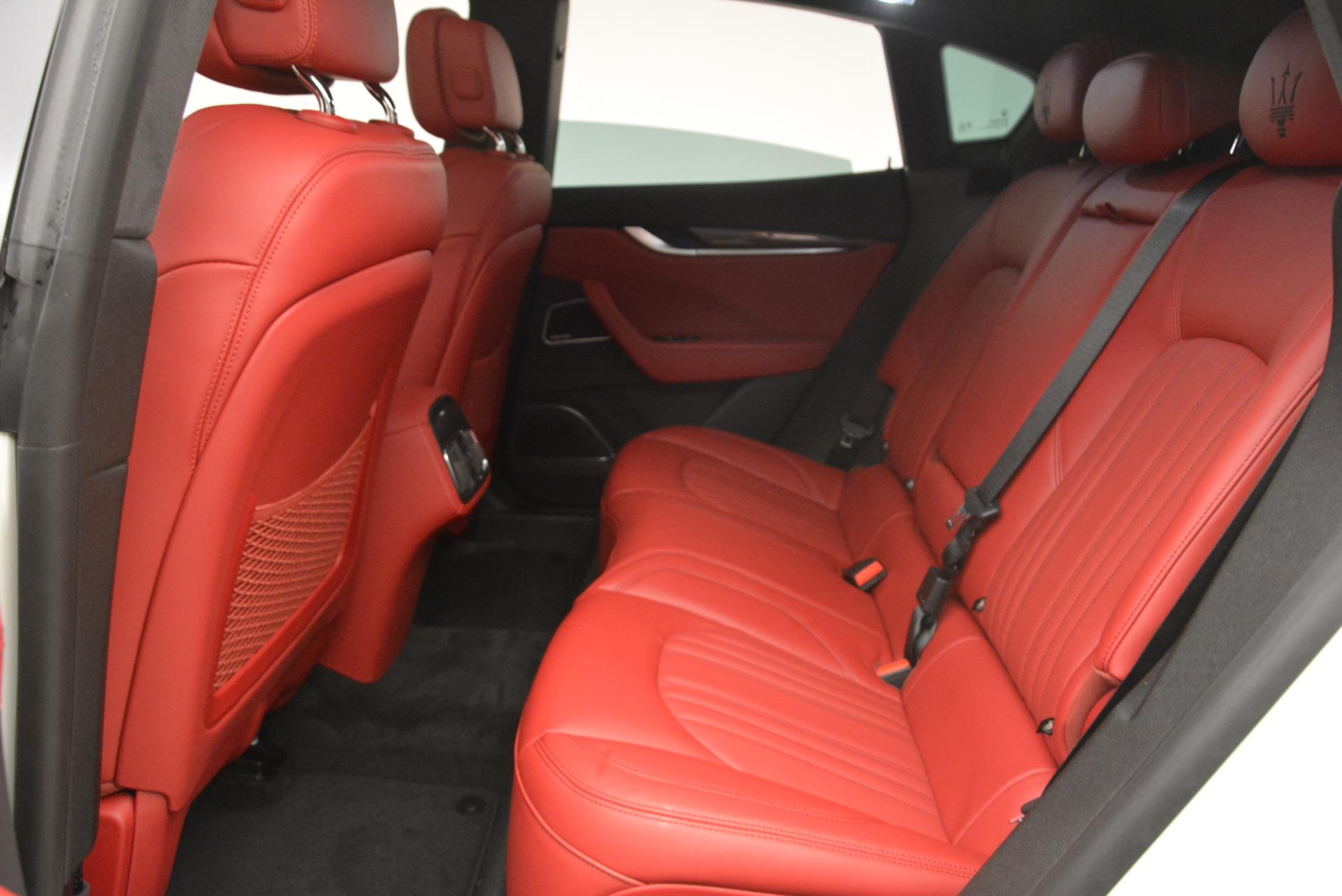 New 2018 Maserati Levante Q4 GranLusso For Sale In Greenwich, CT 1889_p19
