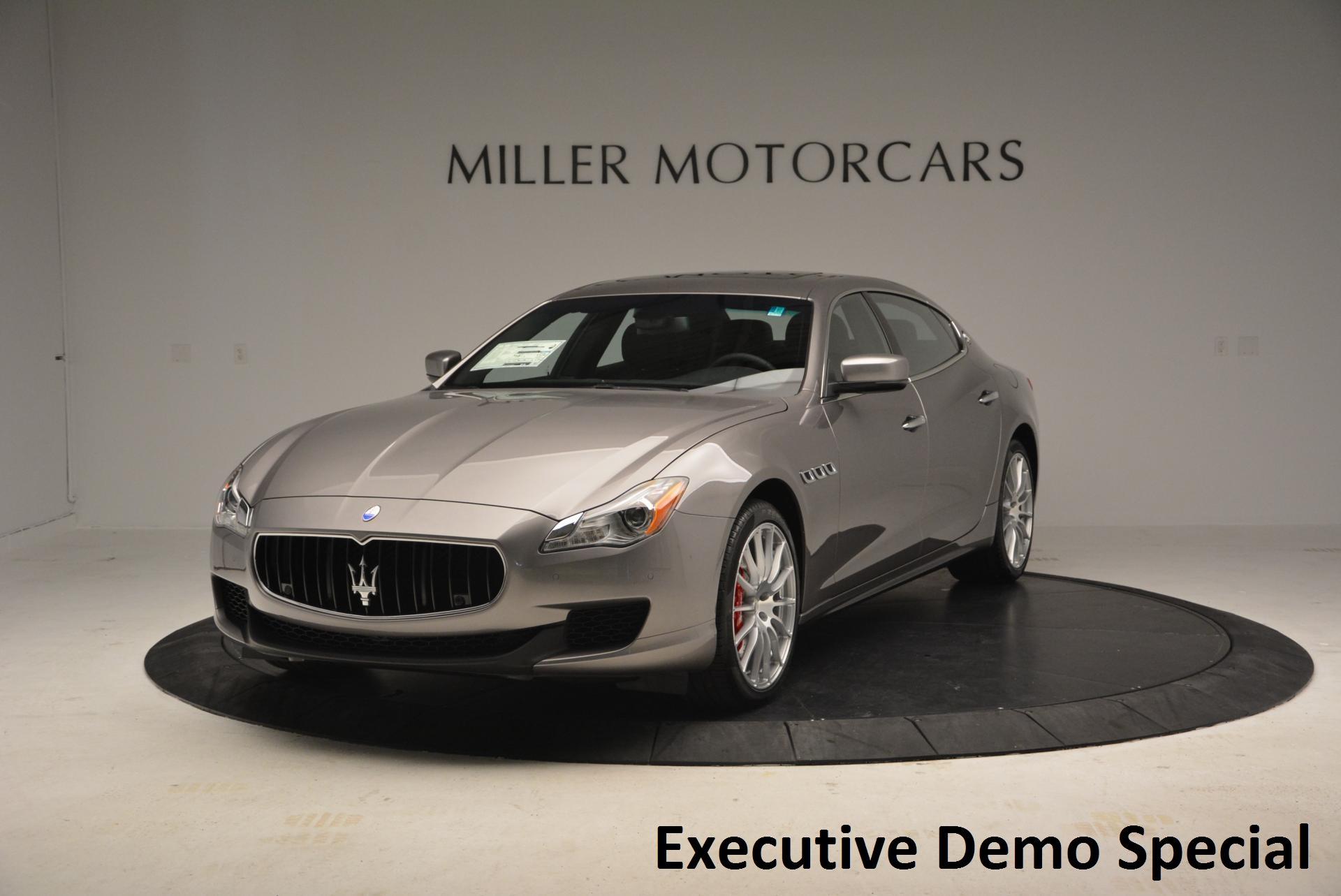 New 2016 Maserati Quattroporte S Q4 For Sale In Greenwich, CT 189_main
