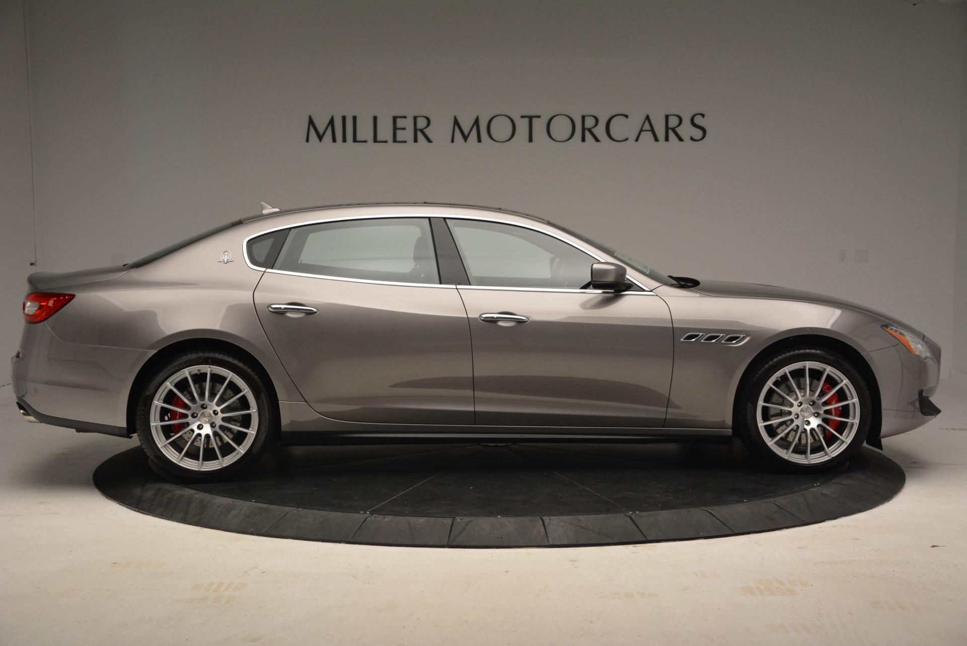 New 2016 Maserati Quattroporte S Q4 For Sale In Greenwich, CT 189_p12