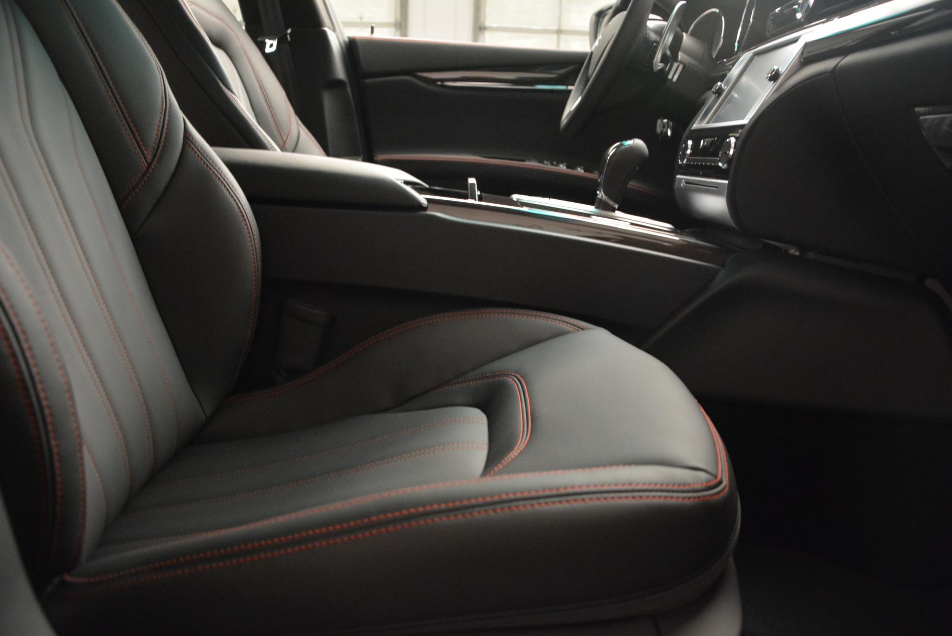 New 2016 Maserati Quattroporte S Q4 For Sale In Greenwich, CT 189_p22