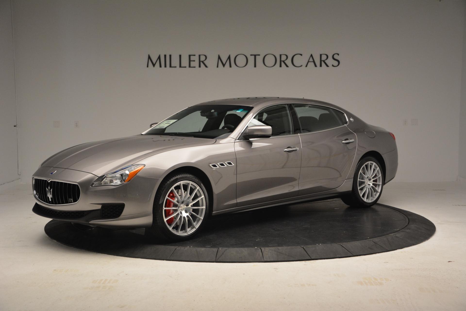 New 2016 Maserati Quattroporte S Q4 For Sale In Greenwich, CT 189_p4