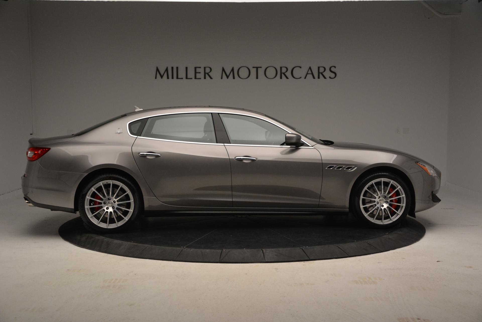 New 2016 Maserati Quattroporte S Q4 For Sale In Greenwich, CT 189_p9