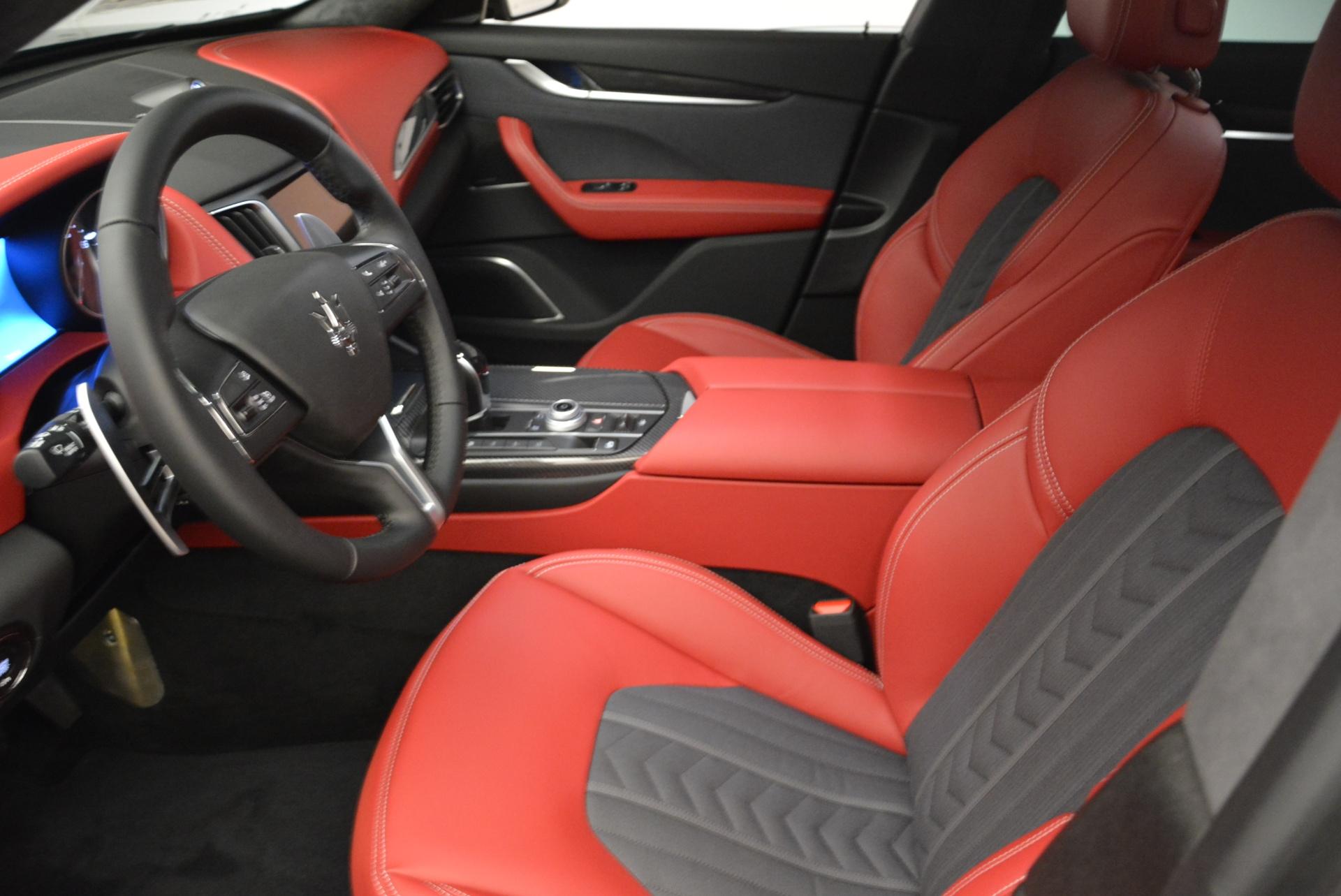 New 2018 Maserati Levante Q4 GranLusso For Sale In Greenwich, CT 1890_p14