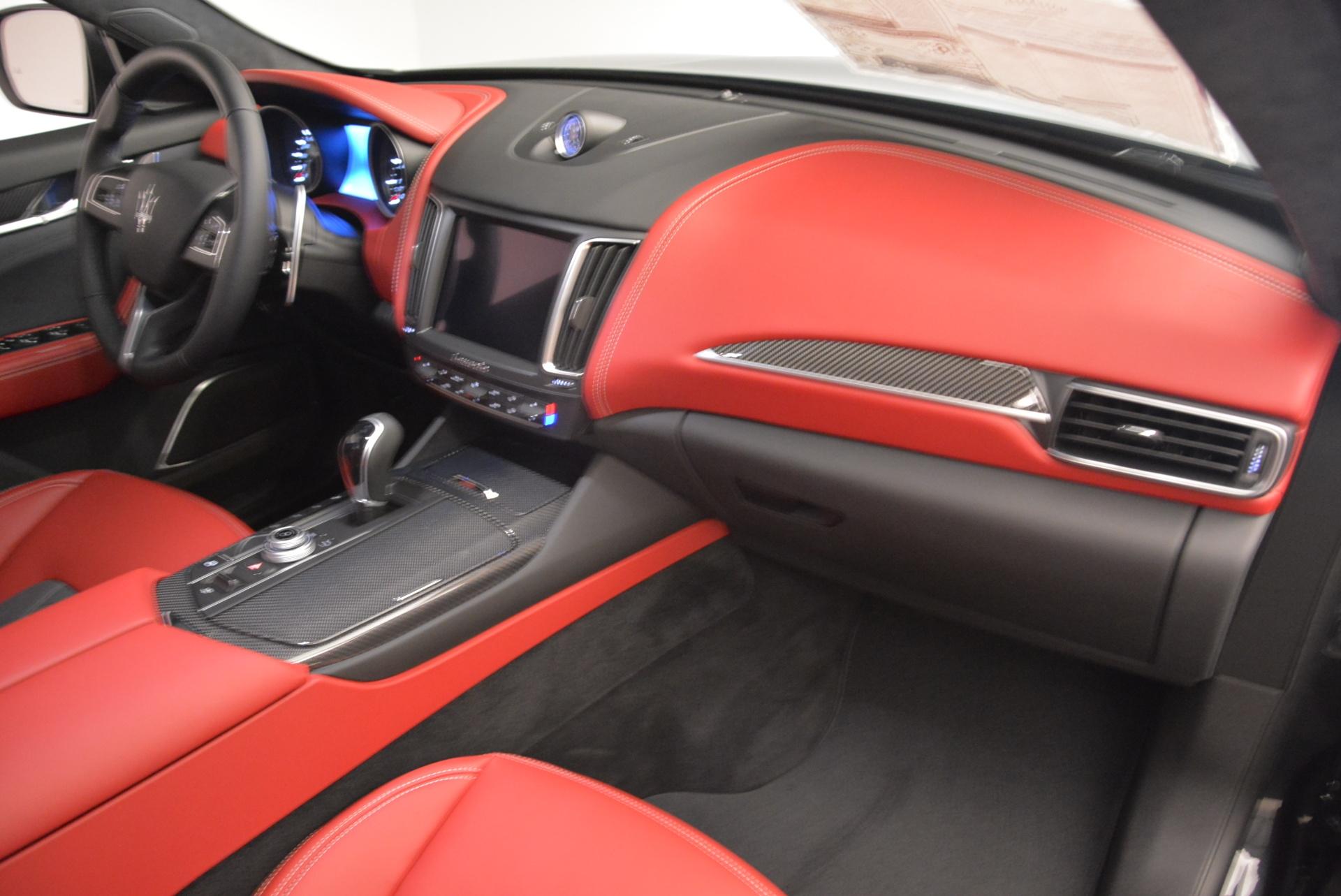 New 2018 Maserati Levante Q4 GranLusso For Sale In Greenwich, CT 1890_p20