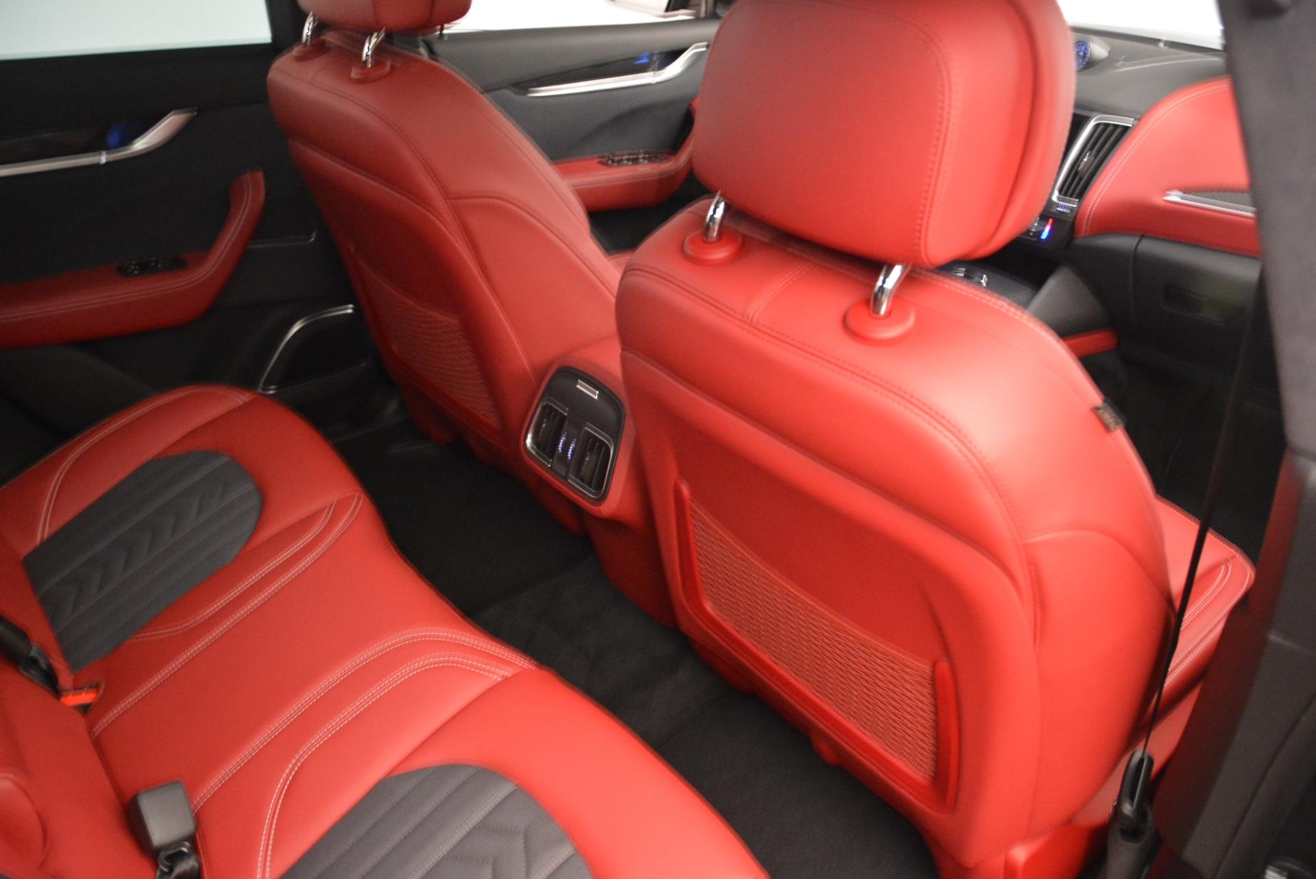New 2018 Maserati Levante Q4 GranLusso For Sale In Greenwich, CT 1890_p23