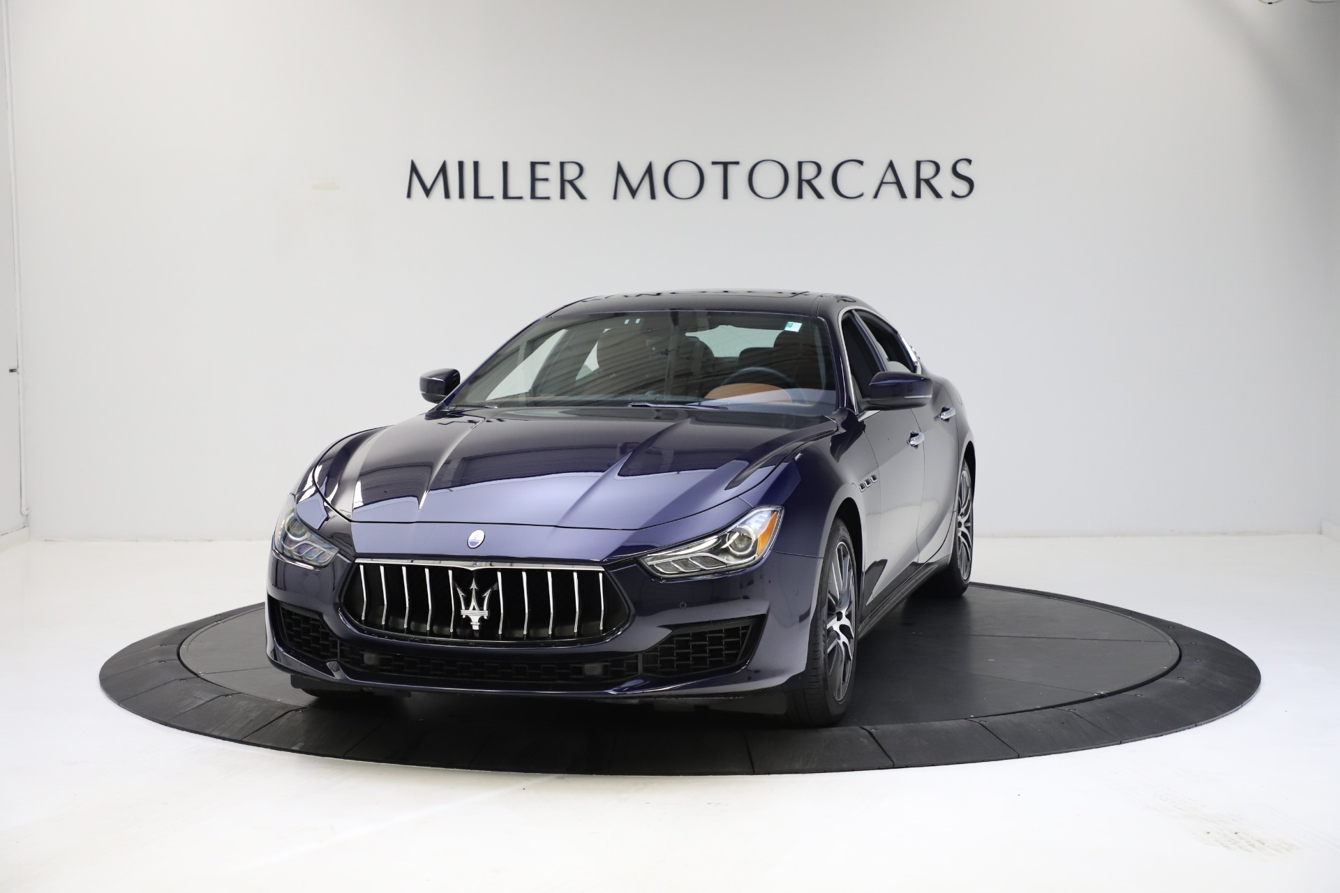 New 2018 Maserati Ghibli S Q4 For Sale In Greenwich, CT 1891_main