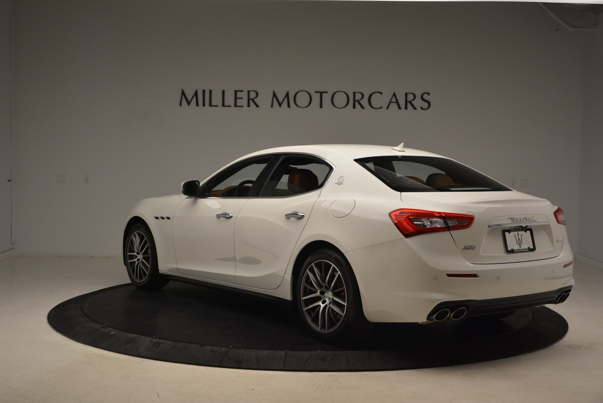 New 2018 Maserati Ghibli S Q4 For Sale In Greenwich, CT 1892_p5