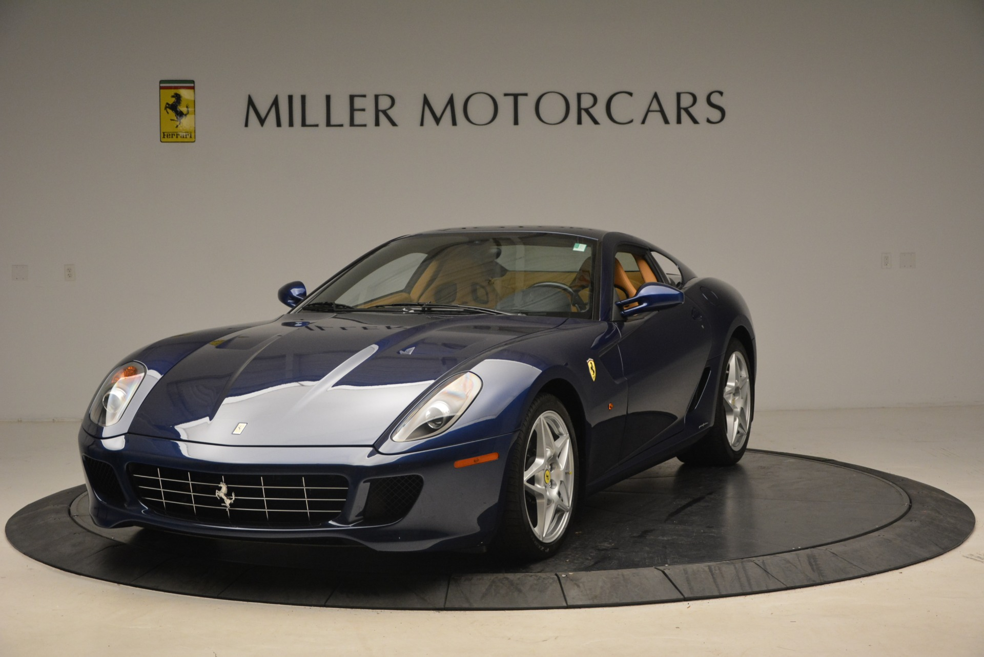 Used 2007 Ferrari 599 GTB Fiorano GTB Fiorano F1 For Sale In Greenwich, CT 1893_main