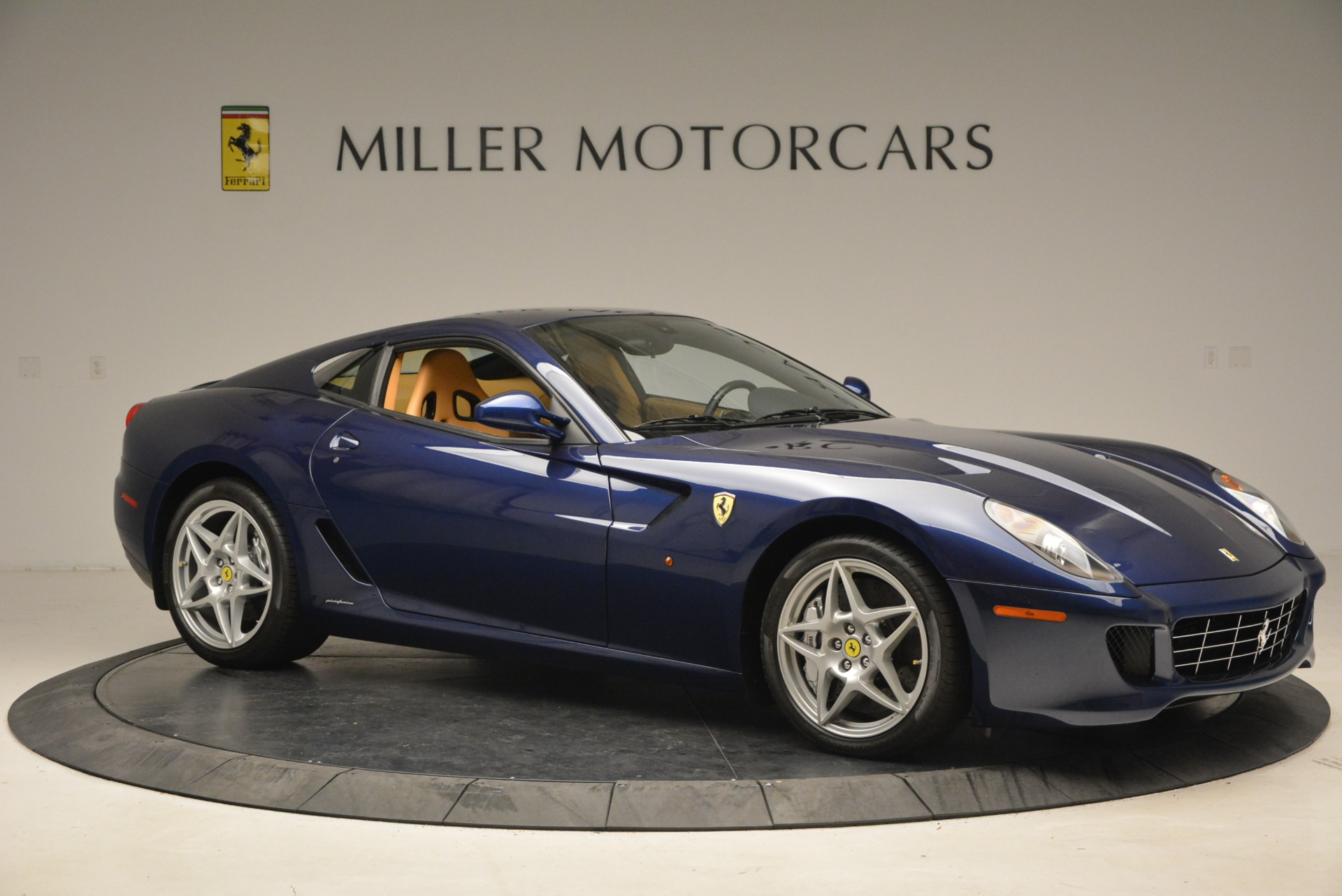 Used 2007 Ferrari 599 GTB Fiorano GTB Fiorano F1 For Sale In Greenwich, CT 1893_p10