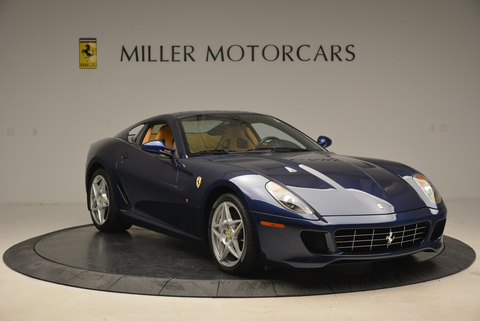 Used 2007 Ferrari 599 GTB Fiorano GTB Fiorano F1 For Sale In Greenwich, CT 1893_p11