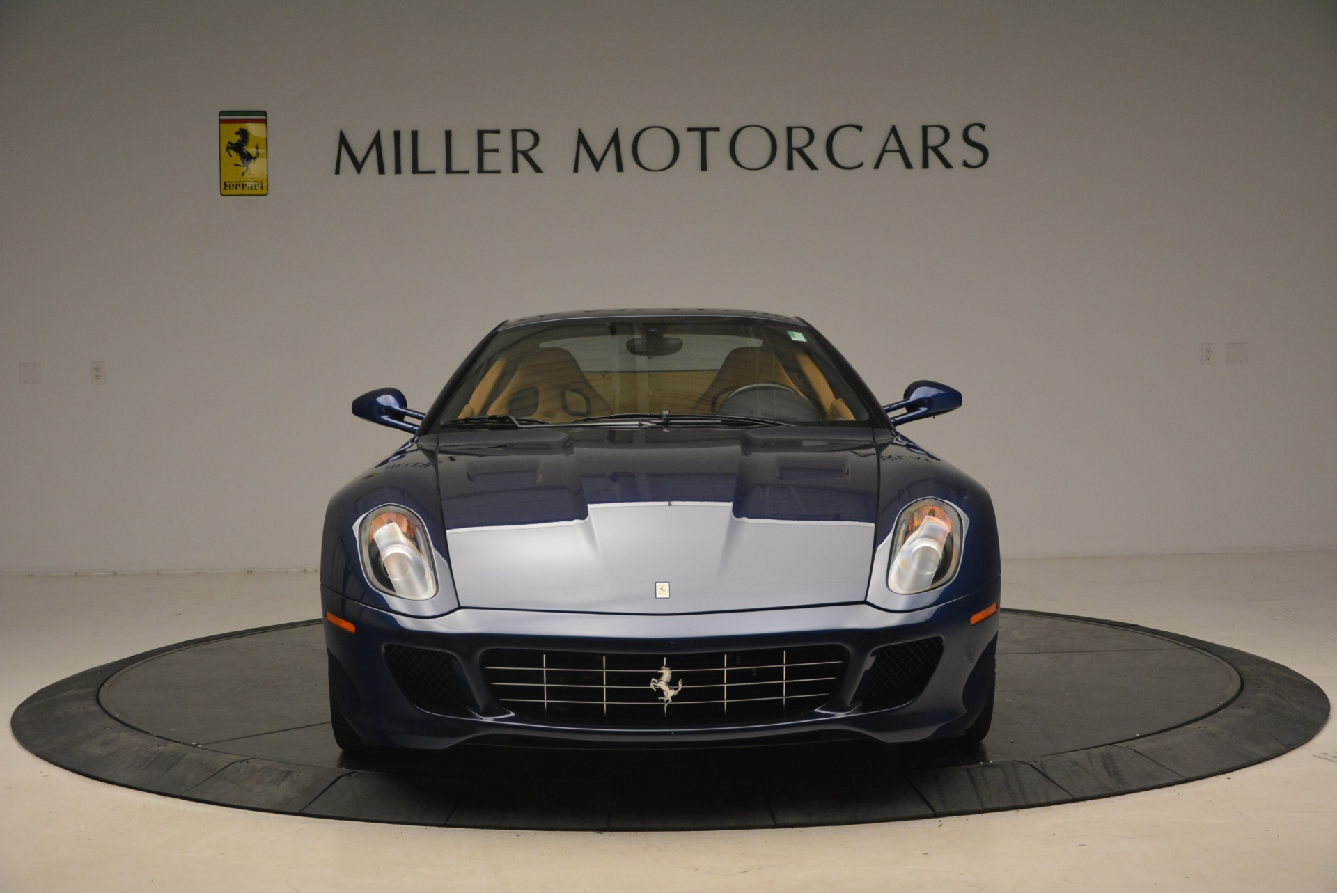 Used 2007 Ferrari 599 GTB Fiorano GTB Fiorano F1 For Sale In Greenwich, CT 1893_p12