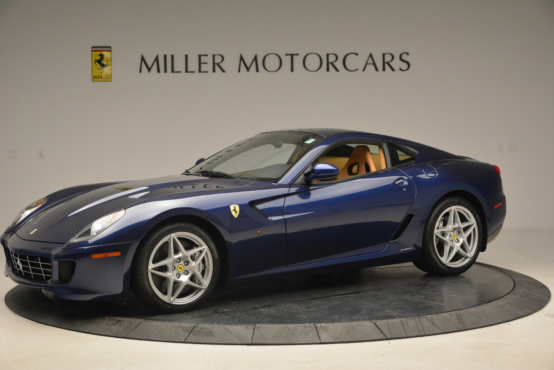Used 2007 Ferrari 599 GTB Fiorano GTB Fiorano F1 For Sale In Greenwich, CT 1893_p2