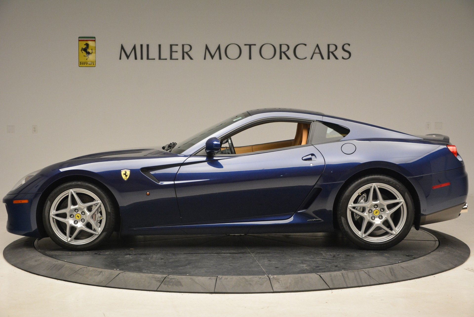 Used 2007 Ferrari 599 GTB Fiorano GTB Fiorano F1 For Sale In Greenwich, CT 1893_p3
