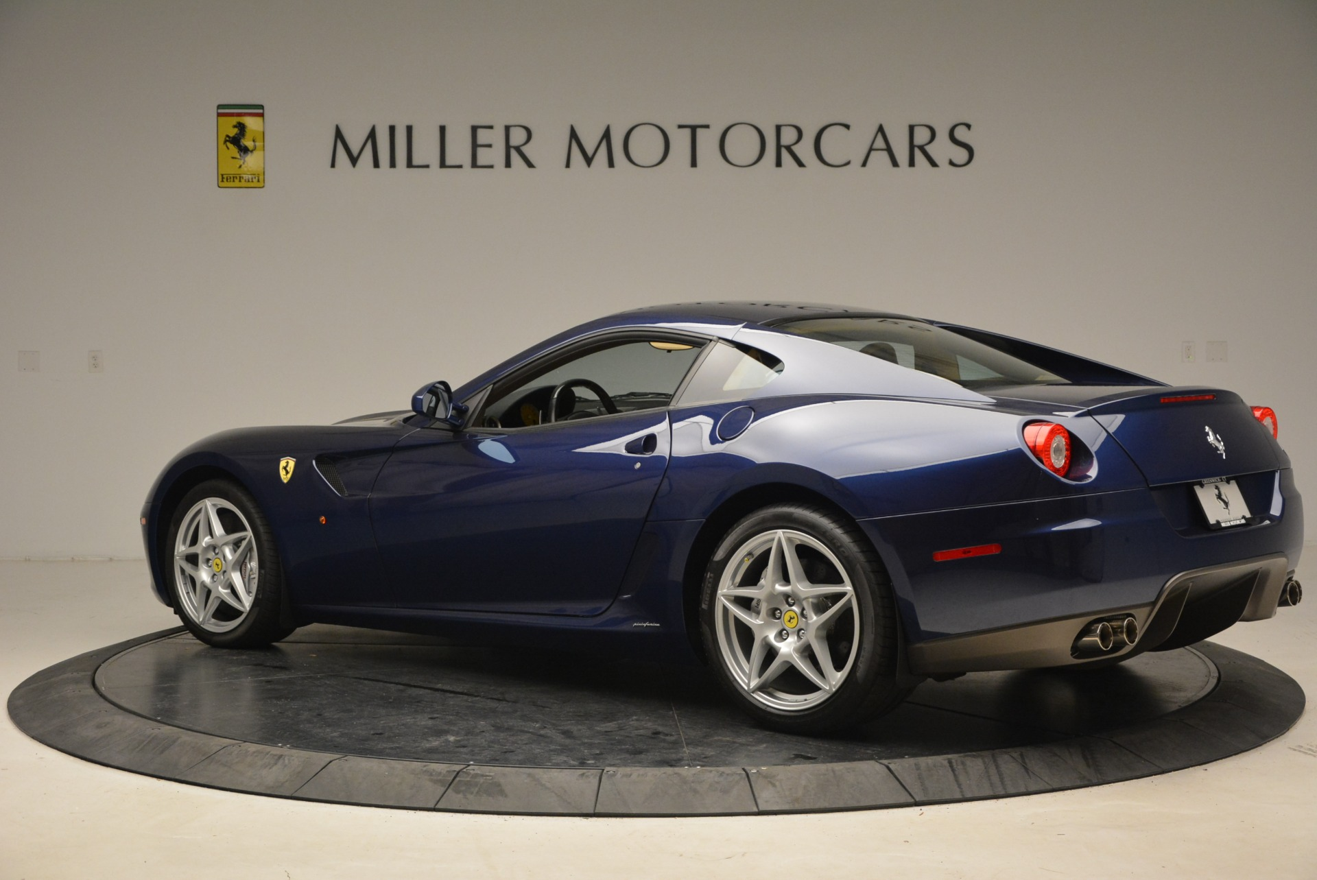 Used 2007 Ferrari 599 GTB Fiorano GTB Fiorano F1 For Sale In Greenwich, CT 1893_p4