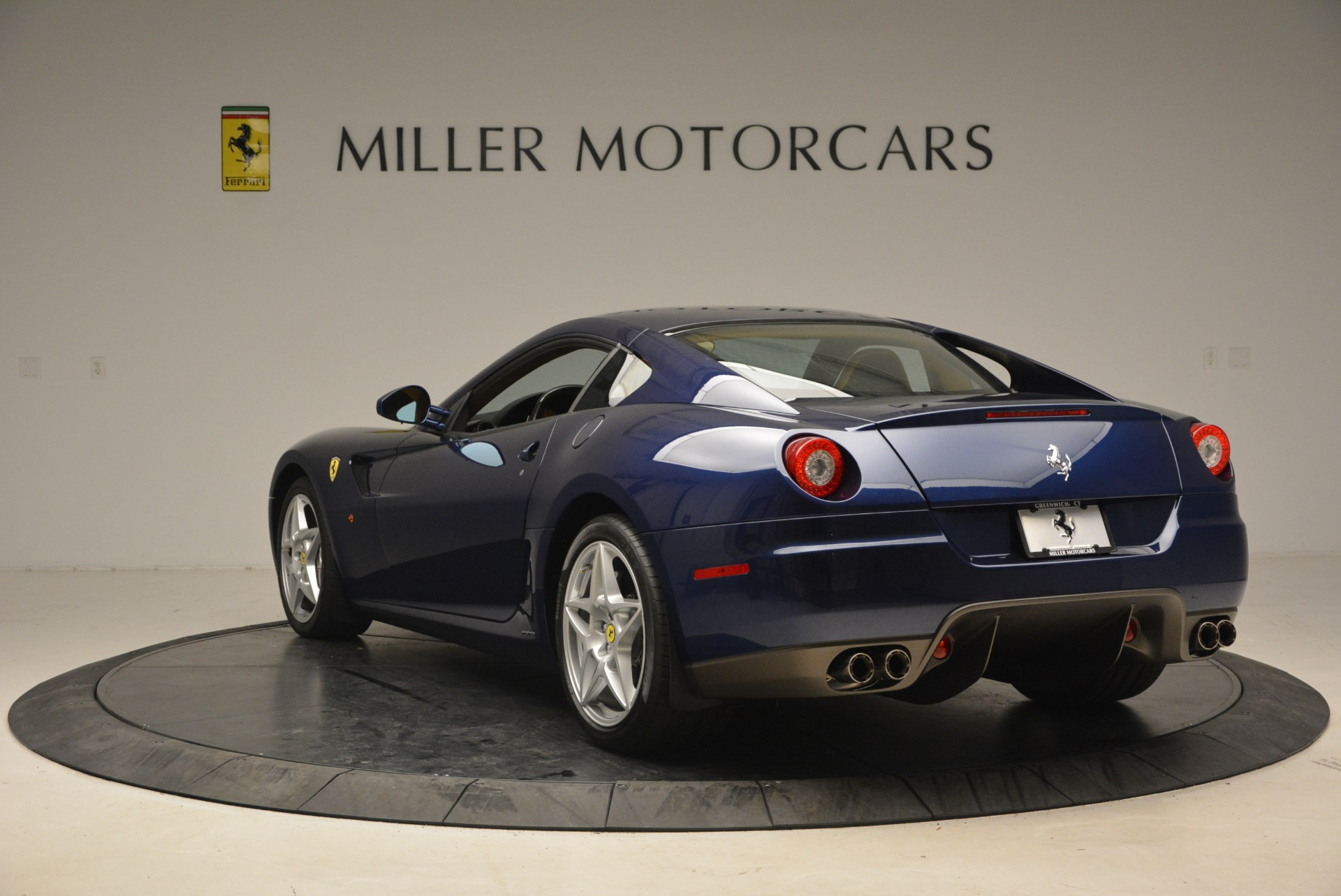 Used 2007 Ferrari 599 GTB Fiorano GTB Fiorano F1 For Sale In Greenwich, CT 1893_p5