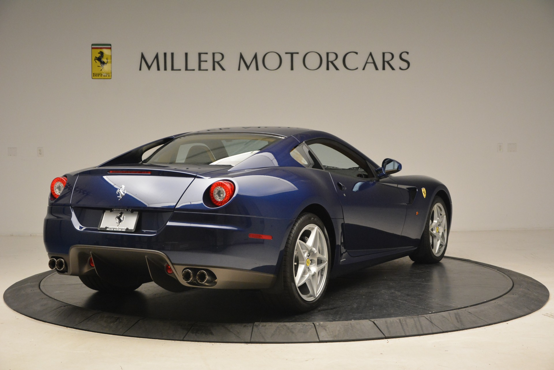 Used 2007 Ferrari 599 GTB Fiorano GTB Fiorano F1 For Sale In Greenwich, CT 1893_p7