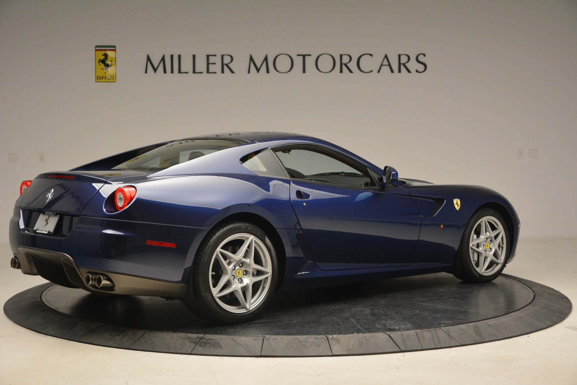 Used 2007 Ferrari 599 GTB Fiorano GTB Fiorano F1 For Sale In Greenwich, CT 1893_p8