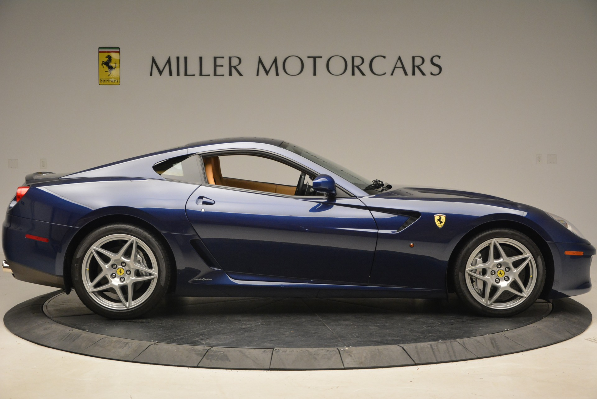 Used 2007 Ferrari 599 GTB Fiorano GTB Fiorano F1 For Sale In Greenwich, CT 1893_p9