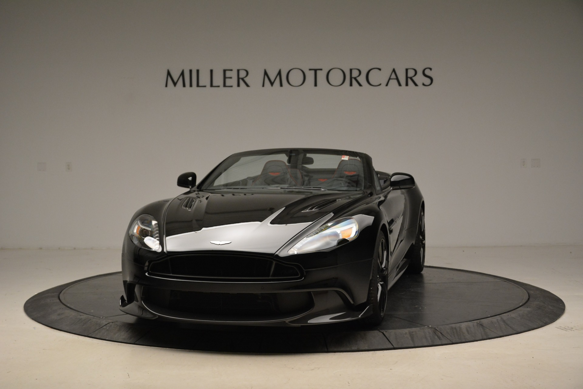 Used 2018 Aston Martin Vanquish S Convertible For Sale In Greenwich, CT