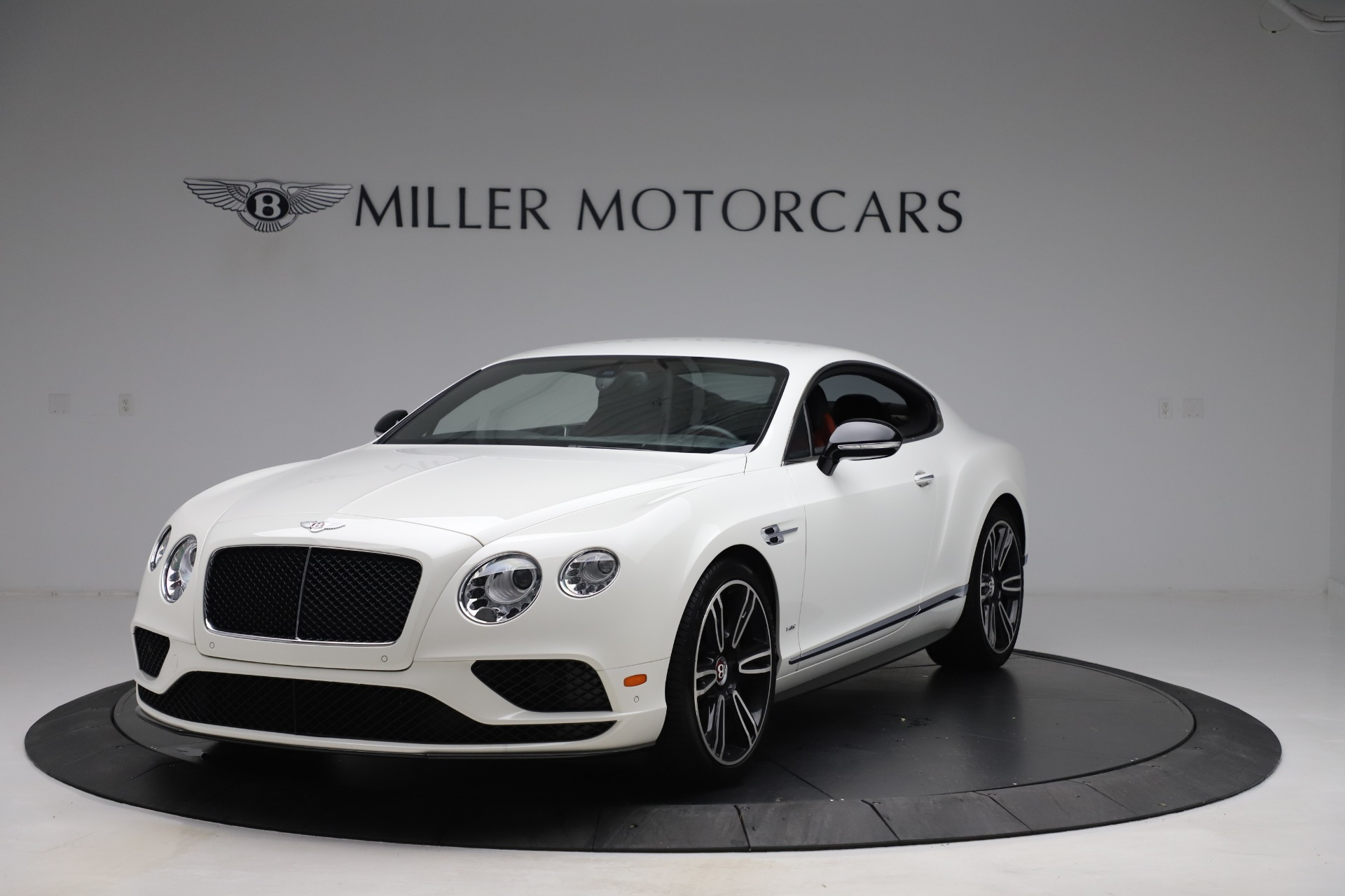 New 2016 Bentley Continental GT V8 S  For Sale In Greenwich, CT 19_main
