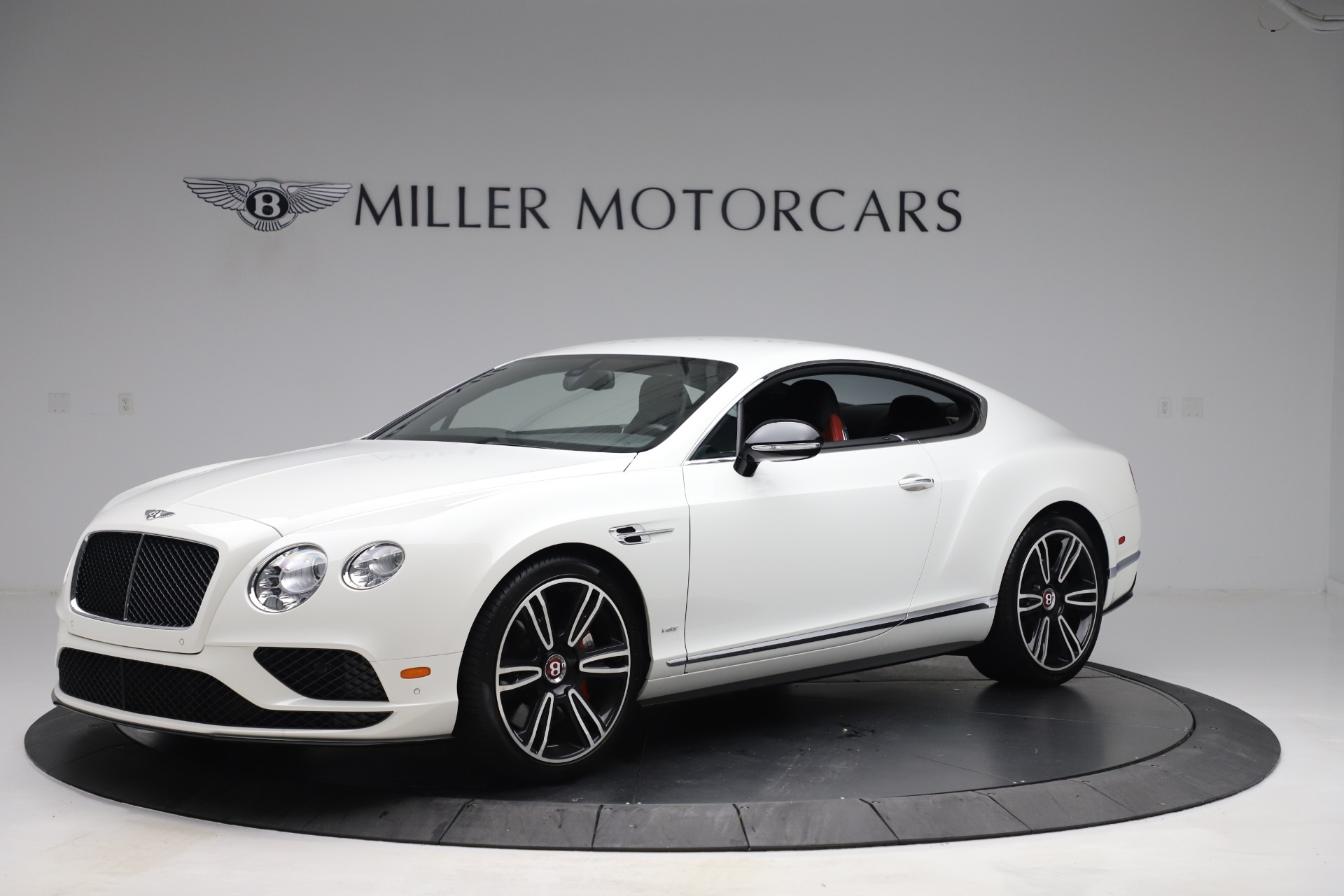 New 2016 Bentley Continental GT V8 S  For Sale In Greenwich, CT 19_p2