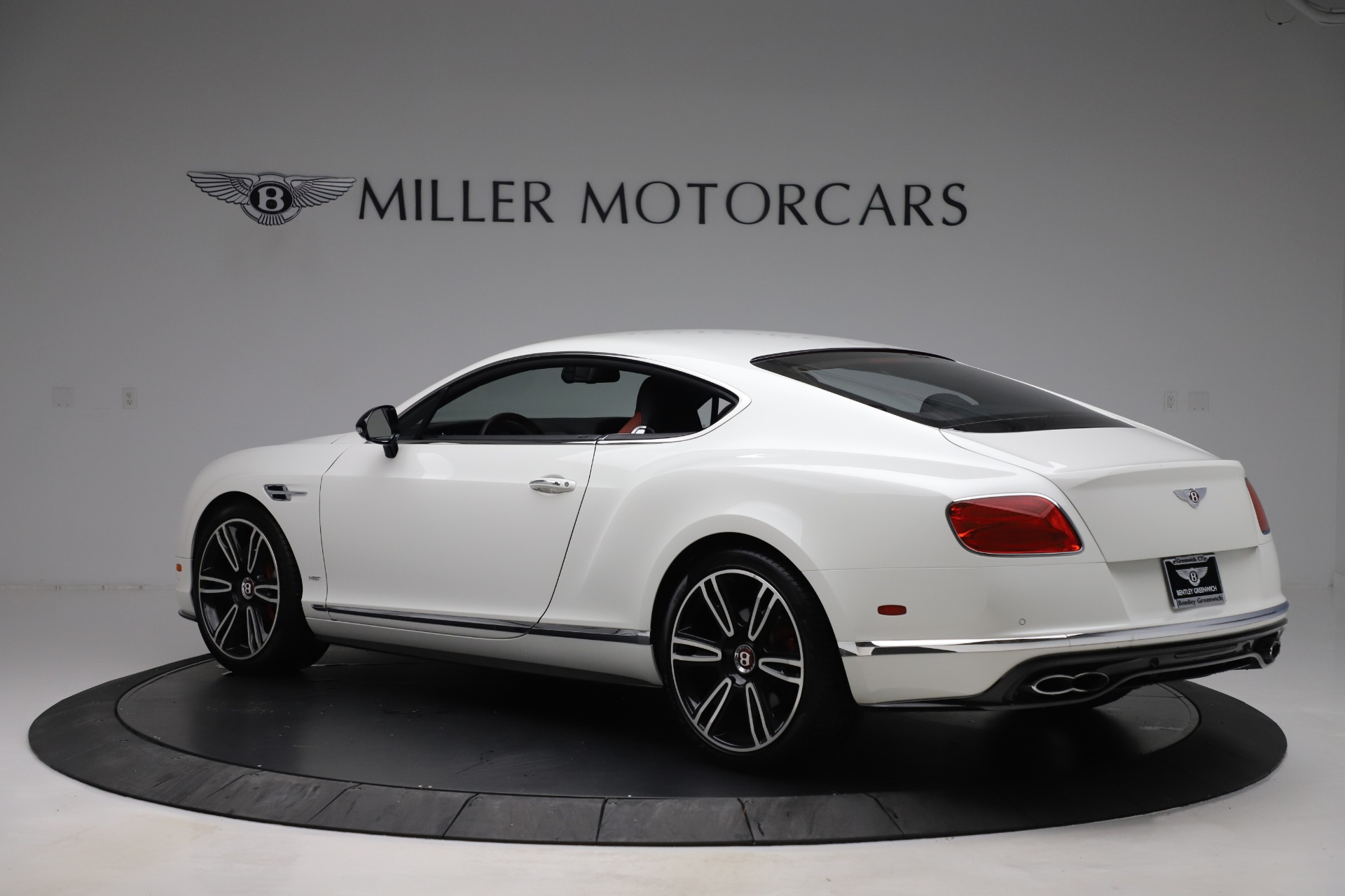 New 2016 Bentley Continental GT V8 S  For Sale In Greenwich, CT 19_p5