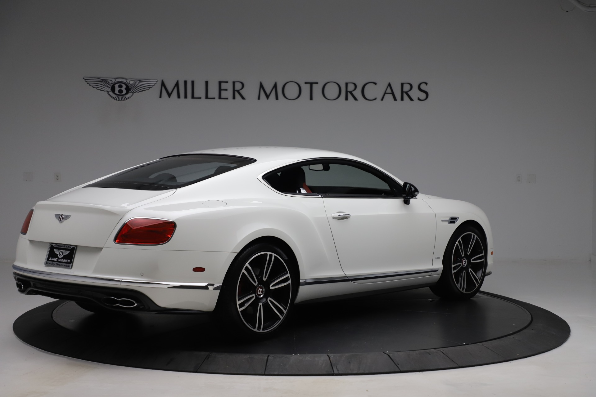 New 2016 Bentley Continental GT V8 S  For Sale In Greenwich, CT 19_p8