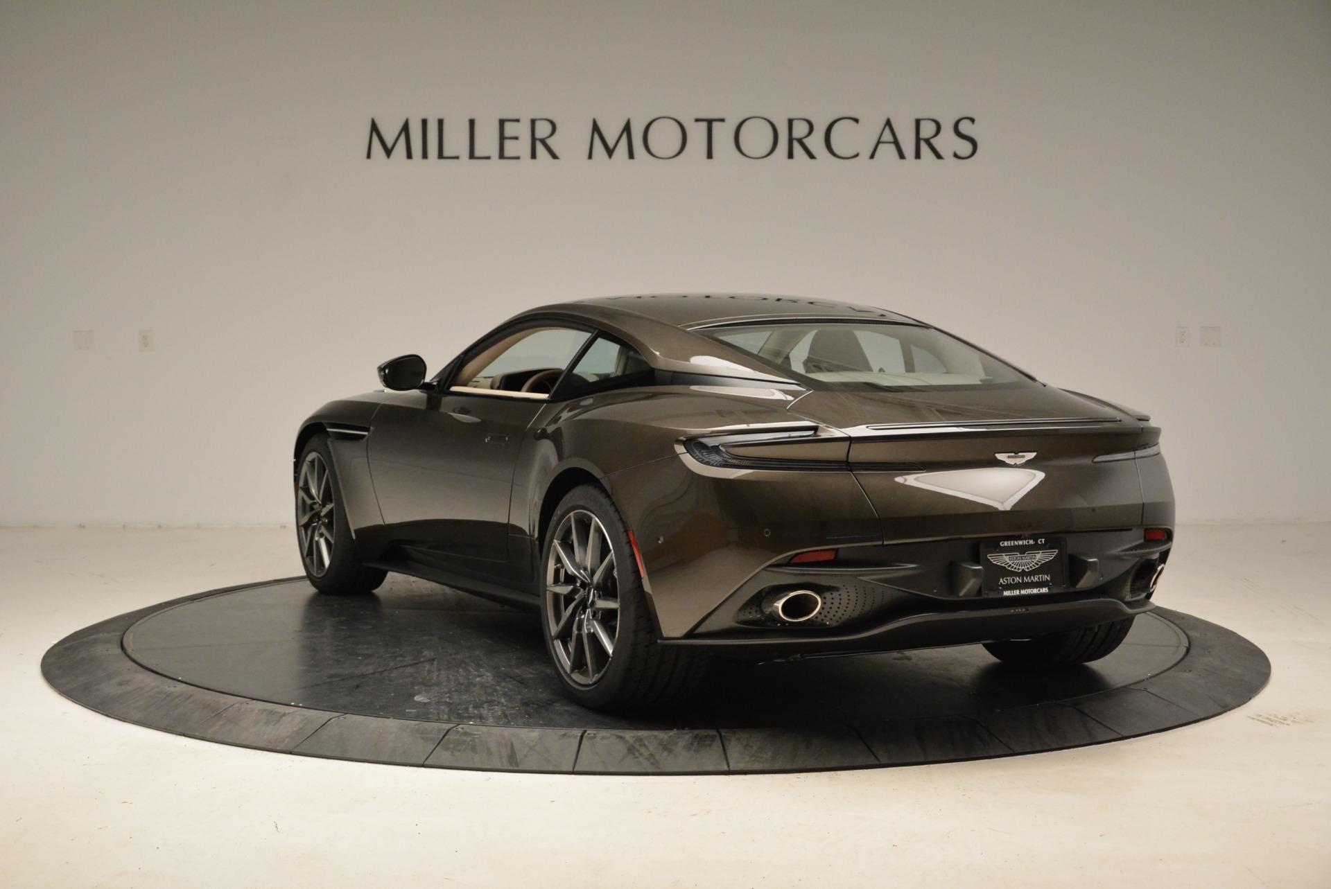 New 2018 Aston Martin DB11 V12 For Sale In Greenwich, CT 1904_p5