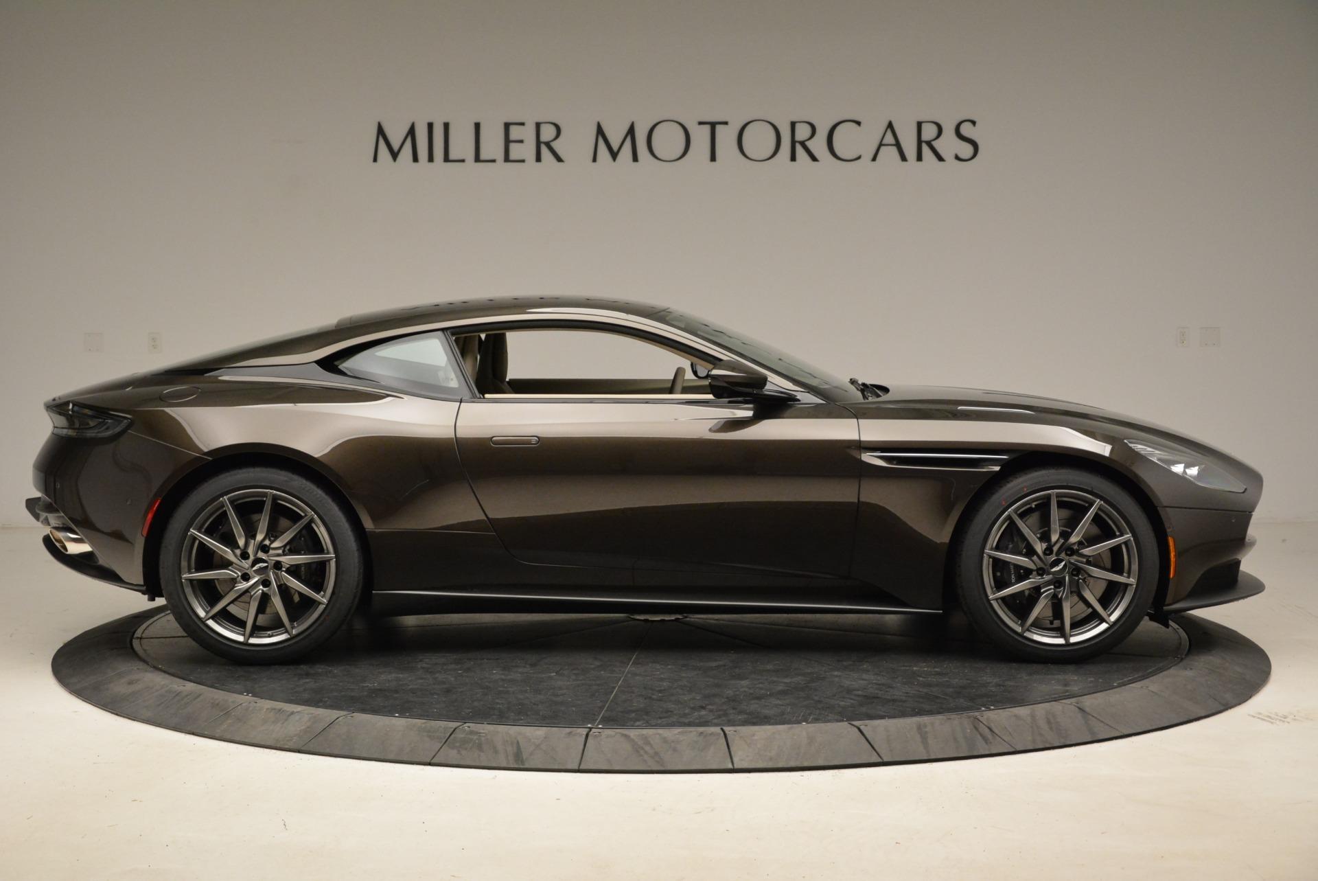 New 2018 Aston Martin DB11 V12 For Sale In Greenwich, CT 1904_p9