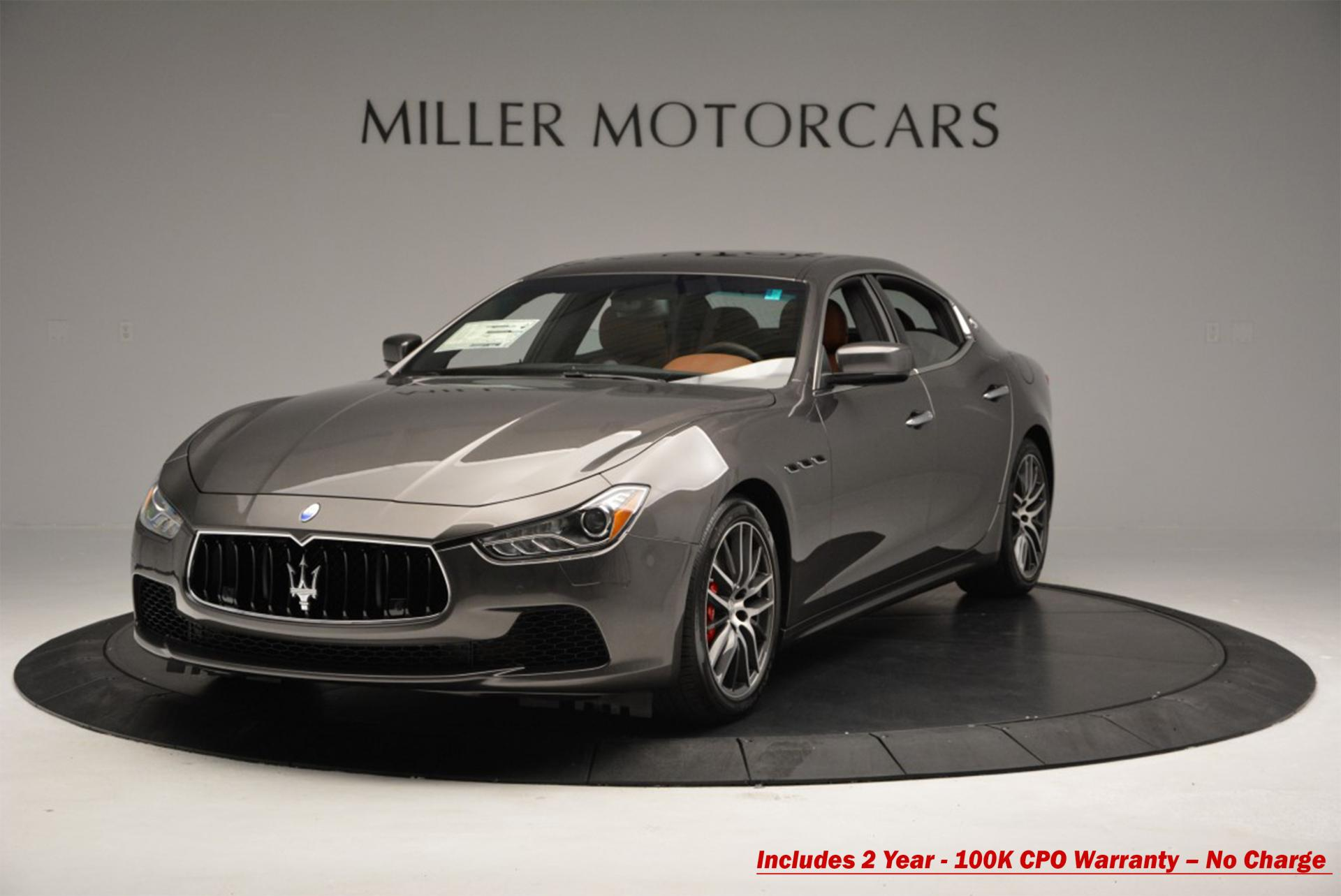Used 2016 Maserati Ghibli S Q4 For Sale In Greenwich, CT 191_main