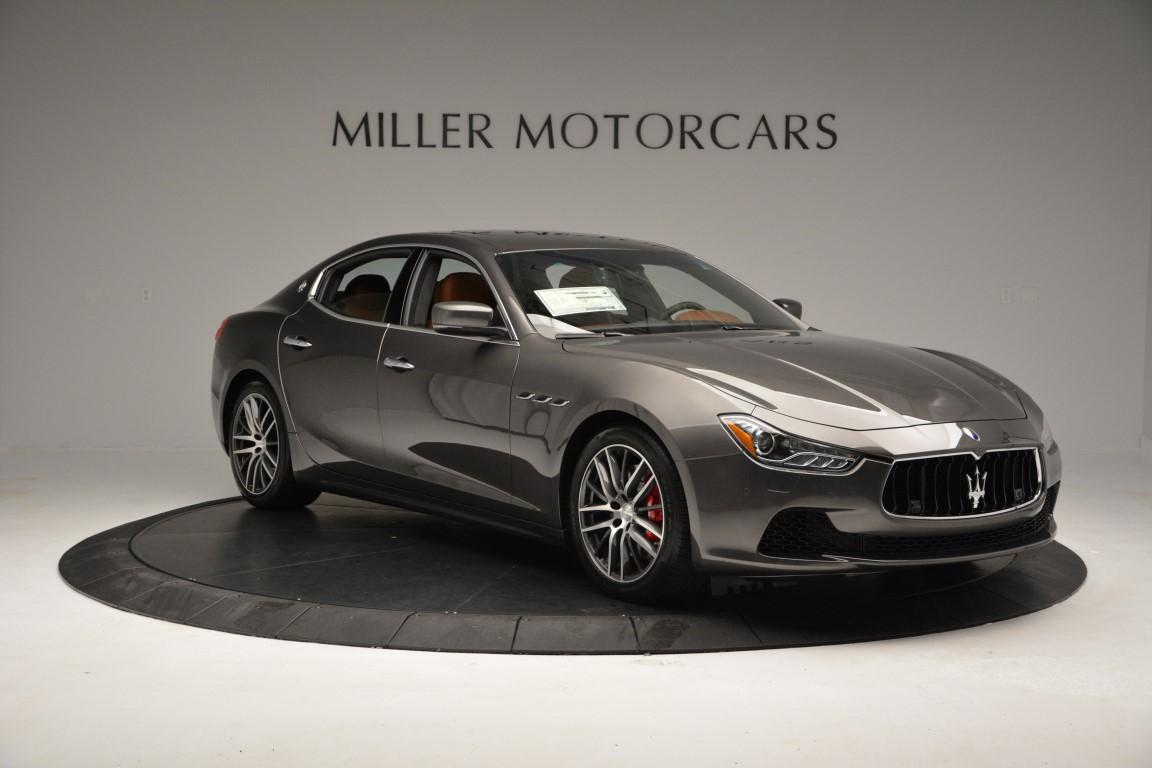 Used 2016 Maserati Ghibli S Q4 For Sale In Greenwich, CT 191_p10