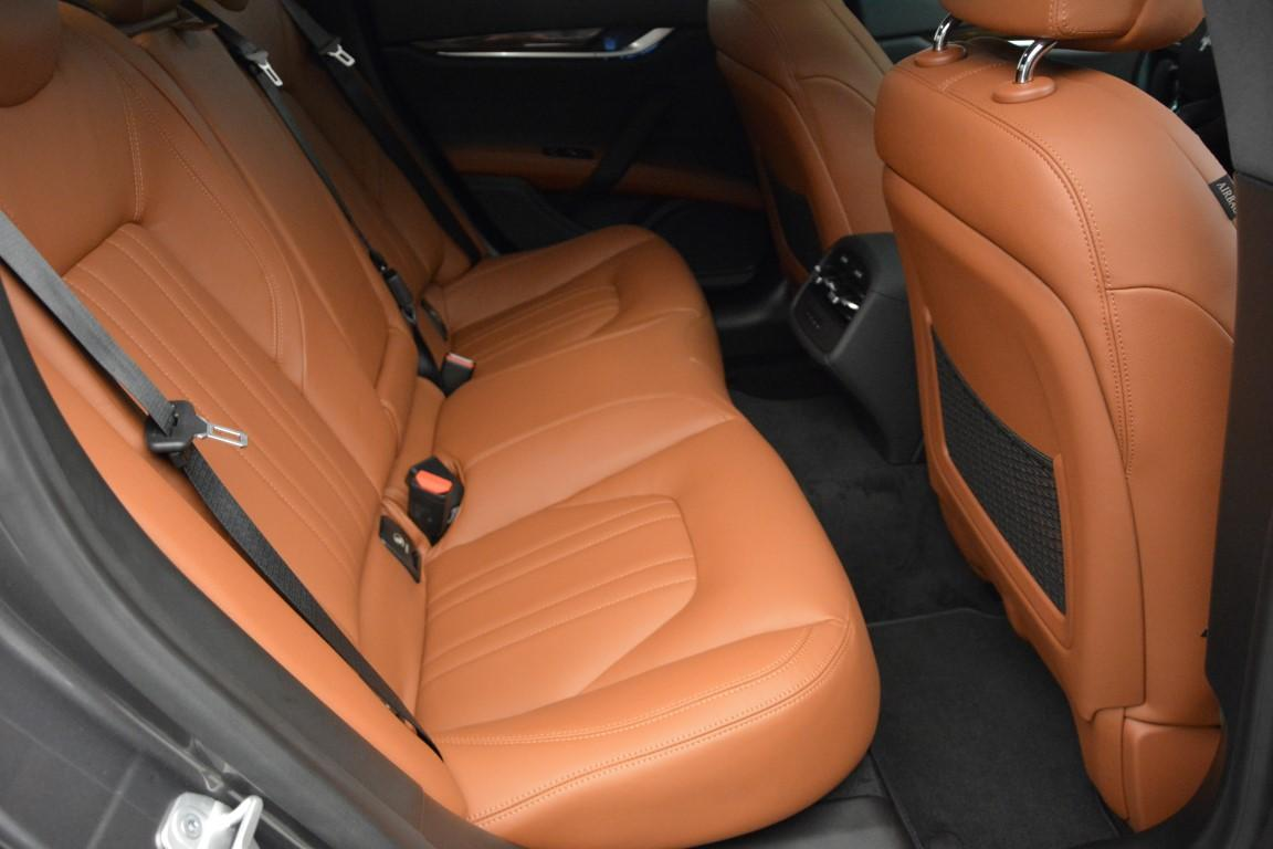 Used 2016 Maserati Ghibli S Q4 For Sale In Greenwich, CT 191_p12